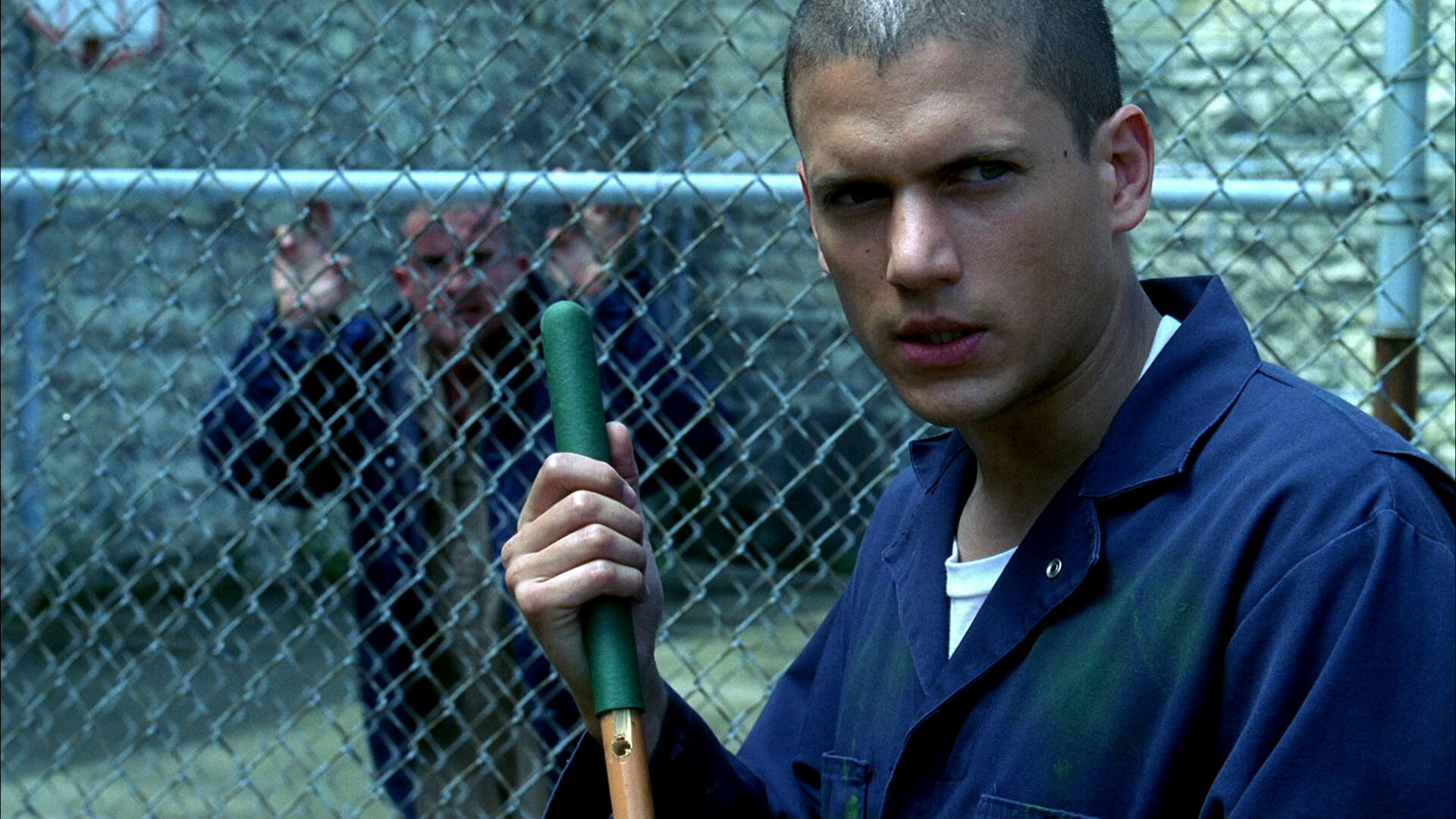 1920x1080 Wentworth Miller Prison Break HD Desktop Wallpaper