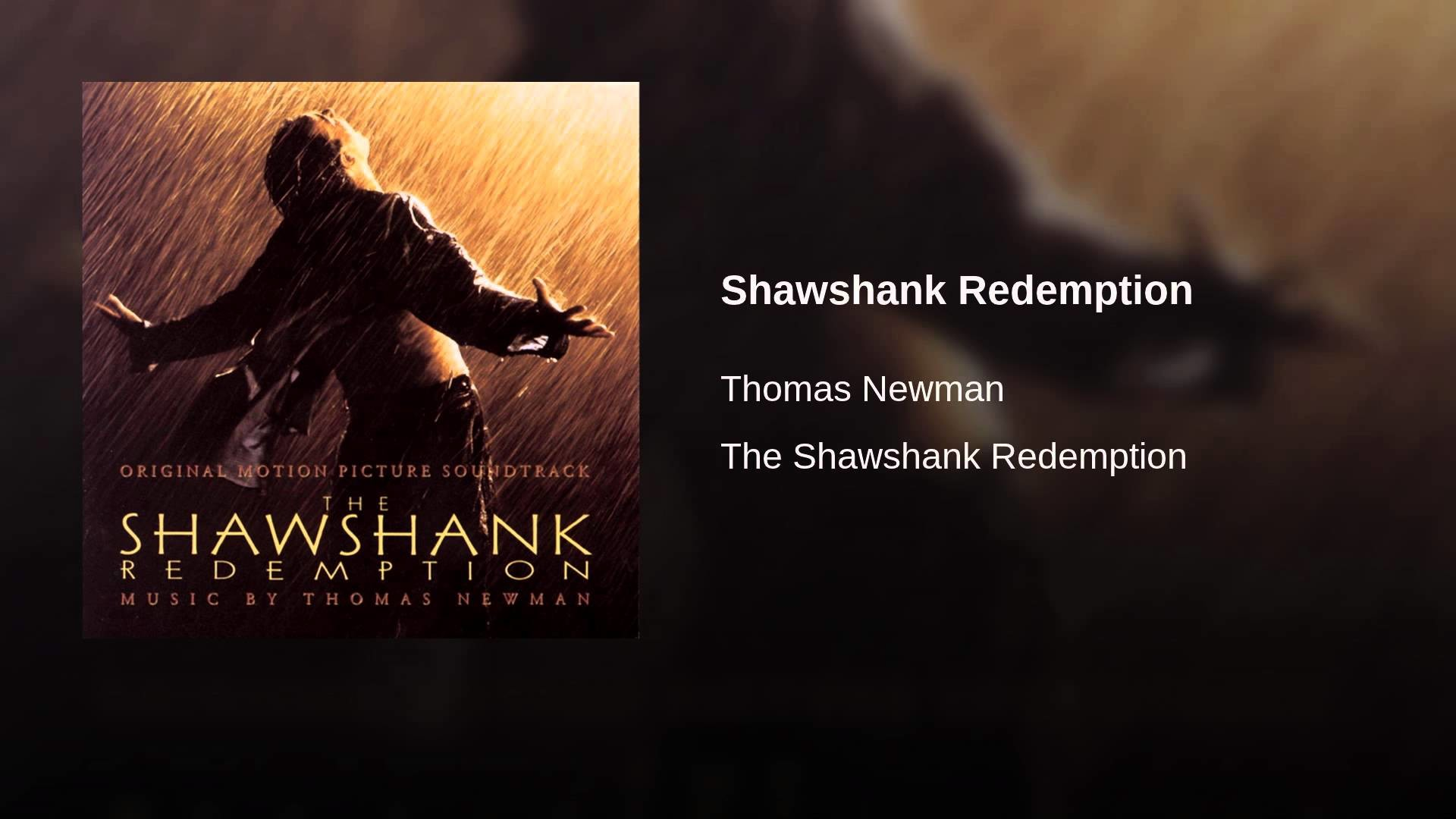 theme of shawshank redemption The shawshank redemption is a 1994 american drama film written and directed by frank which plays along the main character's role at shawshank the main theme.