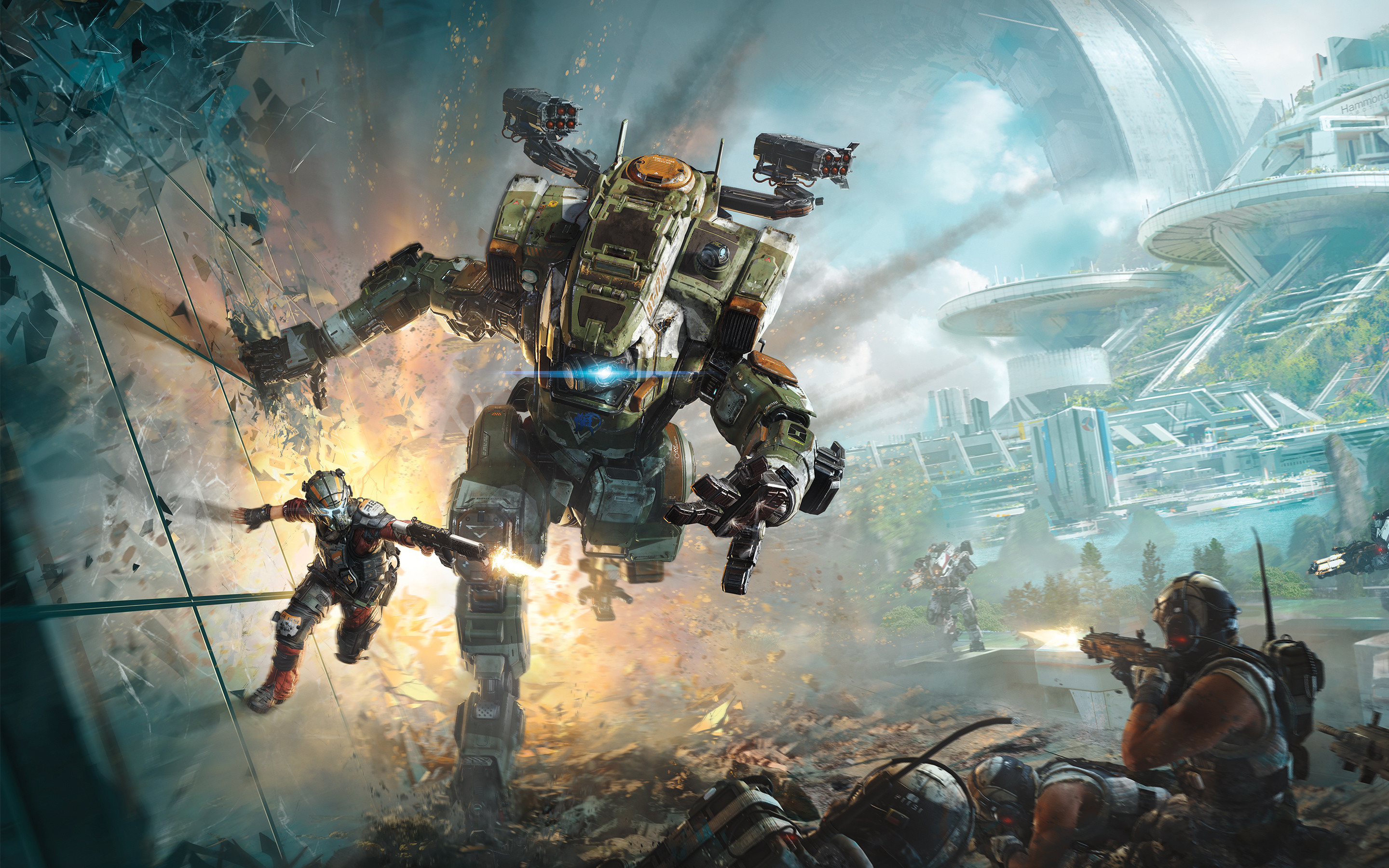 Titanfall 2 Wallpapers (78+ images)