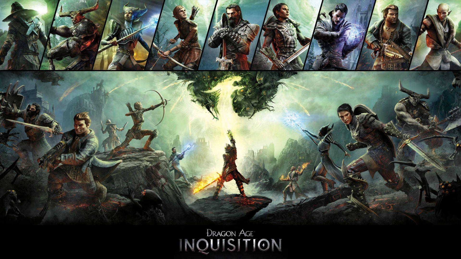 1920x1080 Px Cassandra Pentaghast Dragon Age Inquisition Video