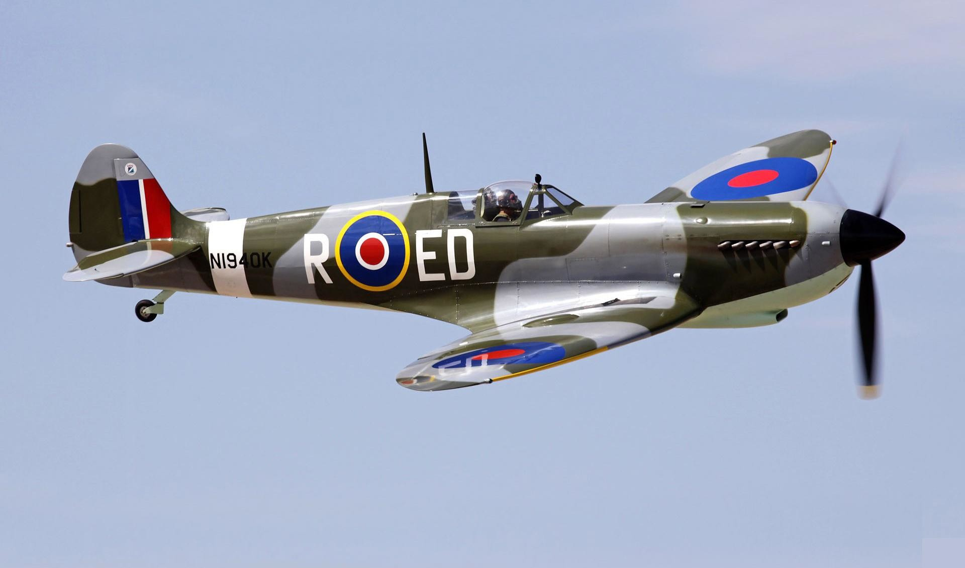 1920x1130 Supermarine Spitfire high quality wallpapers