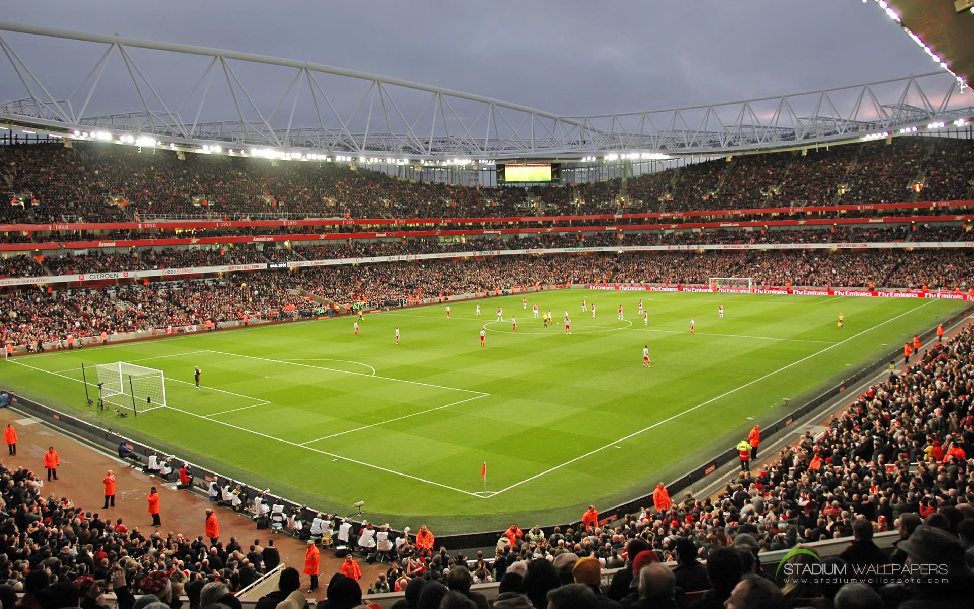 HD Soccer Stadium Wallpaper (65+ Images