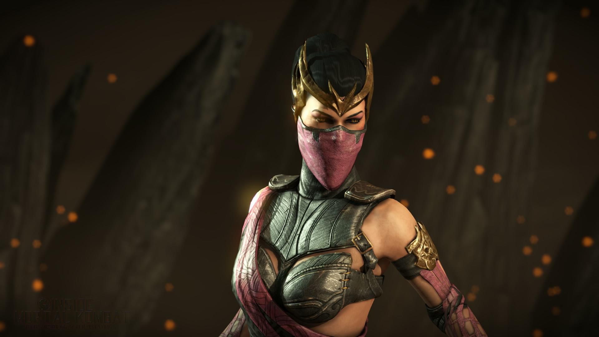 collection image wallpaper: Mortal Kombat X Mileena