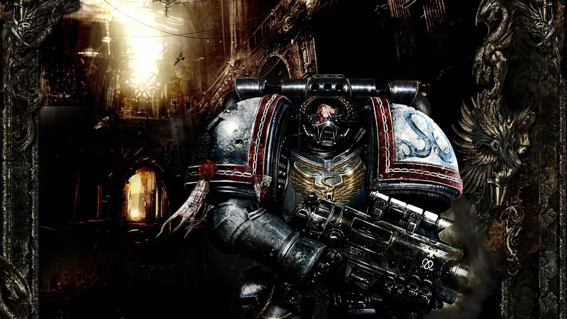 Warhammer 40K Wallpaper Grey Knights (53+ Images