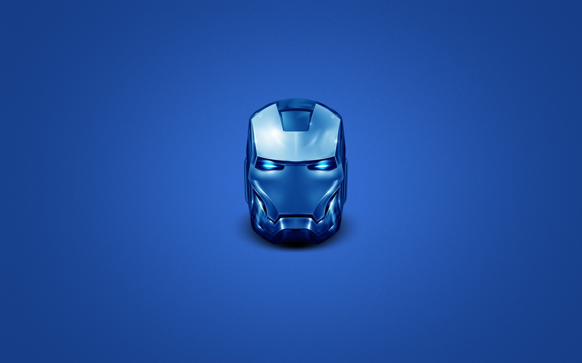 1920x1200 minimalism iron man mask hd wallpaper