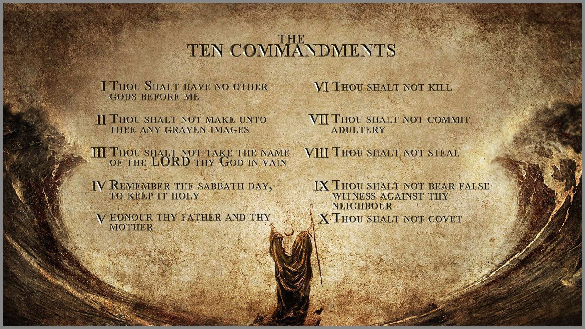 1920x1080 King James Bible Ten Commandments Pleasant Motorola Droid 10 Mandments  Wallpaper I Want to Keep Reminding