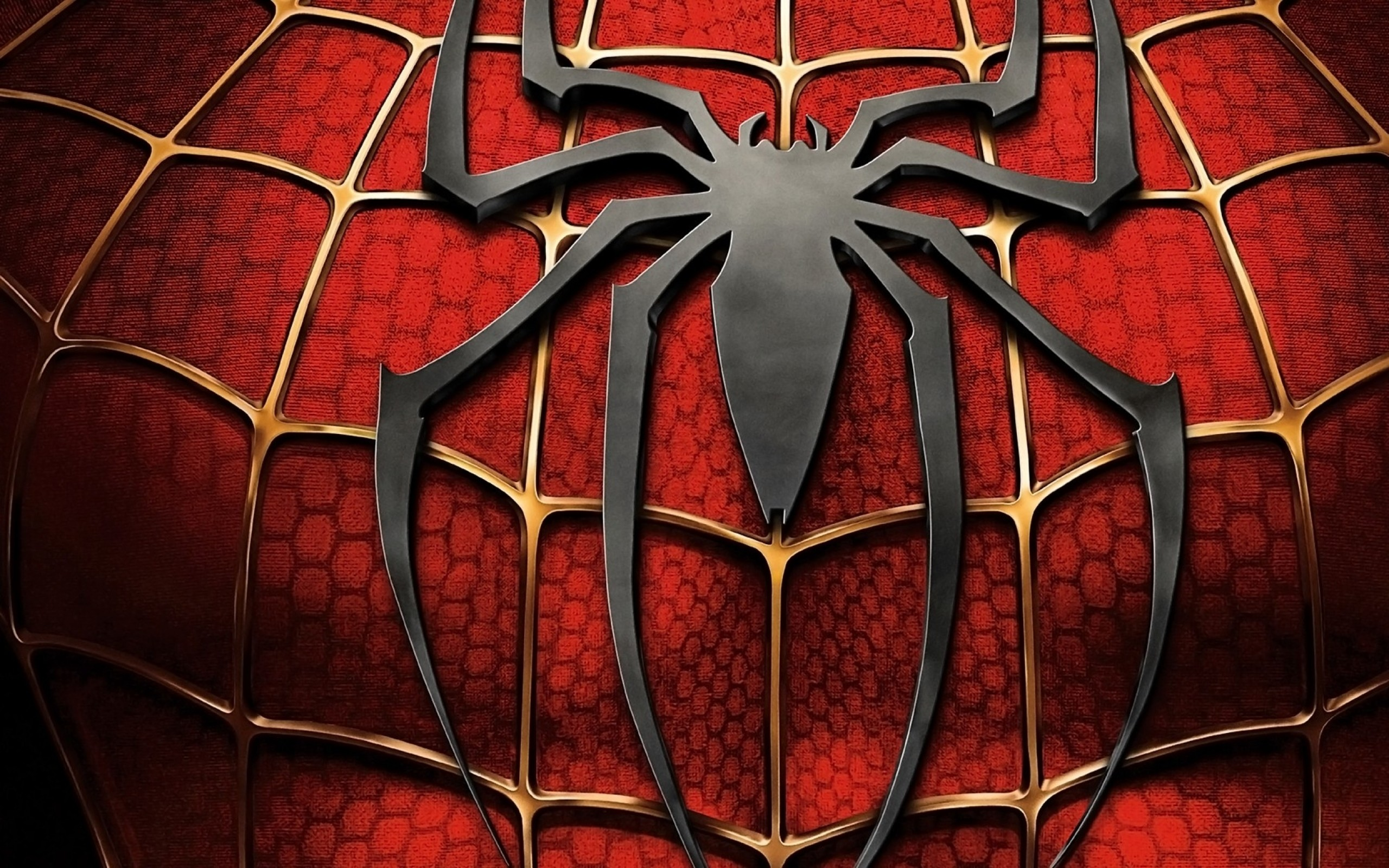 2560x1600 Spiderman-Logo-Wallpaper-by-satyan3