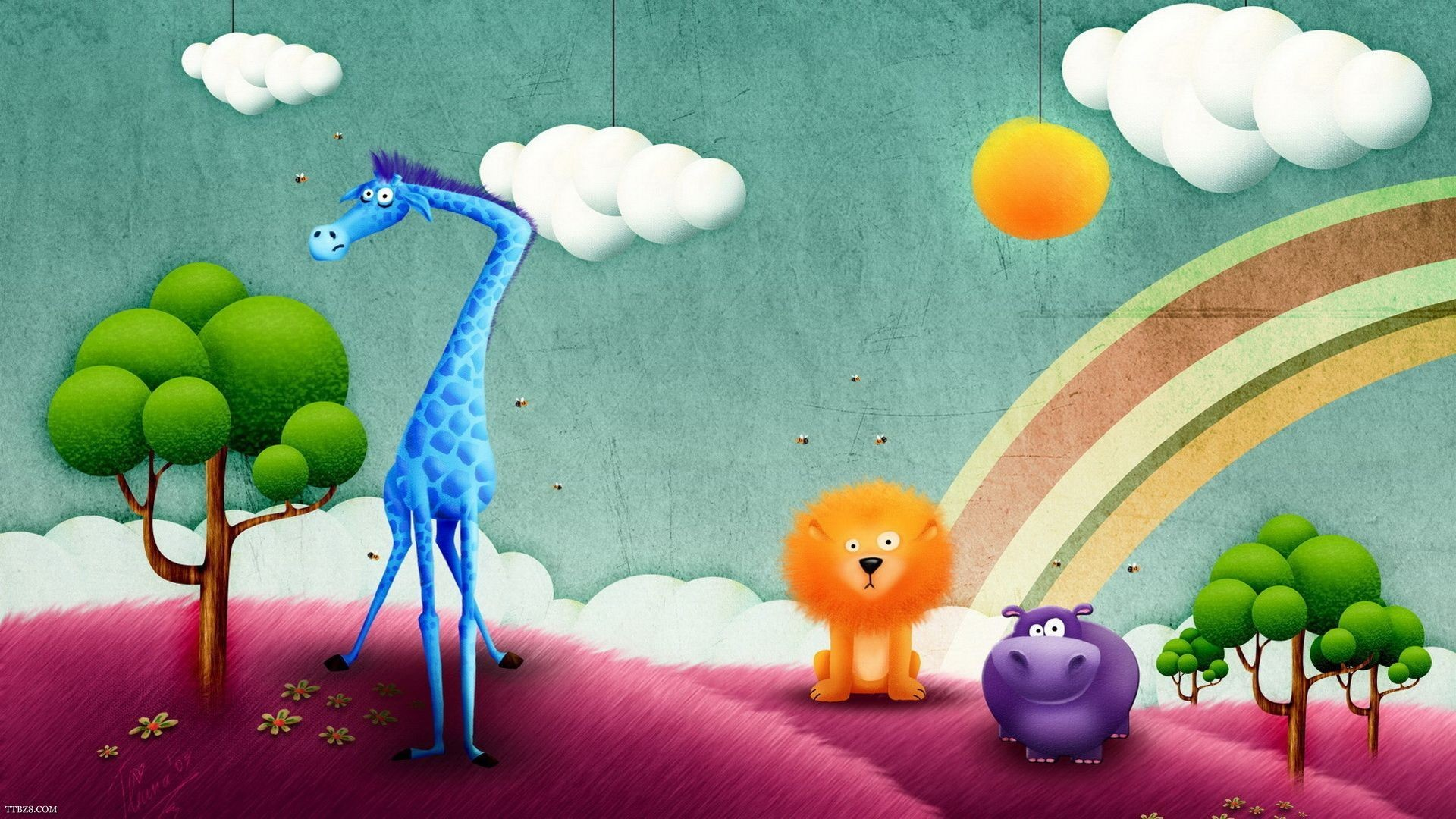 2560x1600 Funny Cartoon Wallpapers Wallpaper For Mobile