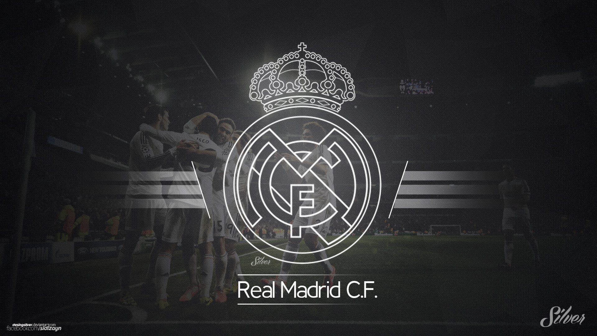 1920x1080 Real Madrid Logo Wallpapers HD 2015 - Wallpaper Cave ...