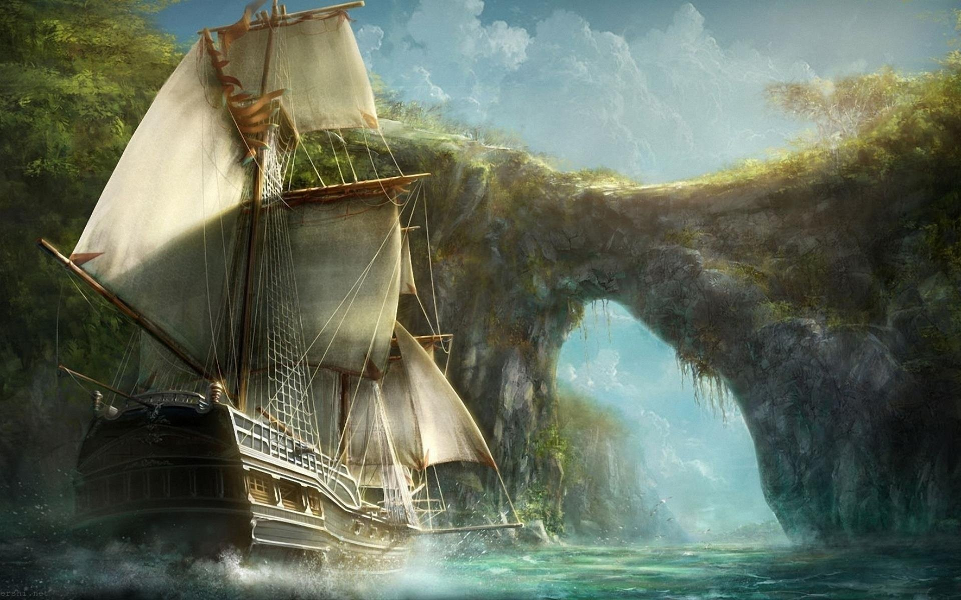 Hd Wallpapers Fantasy 79 Images: Fantasy Art Backgrounds (79+ Images