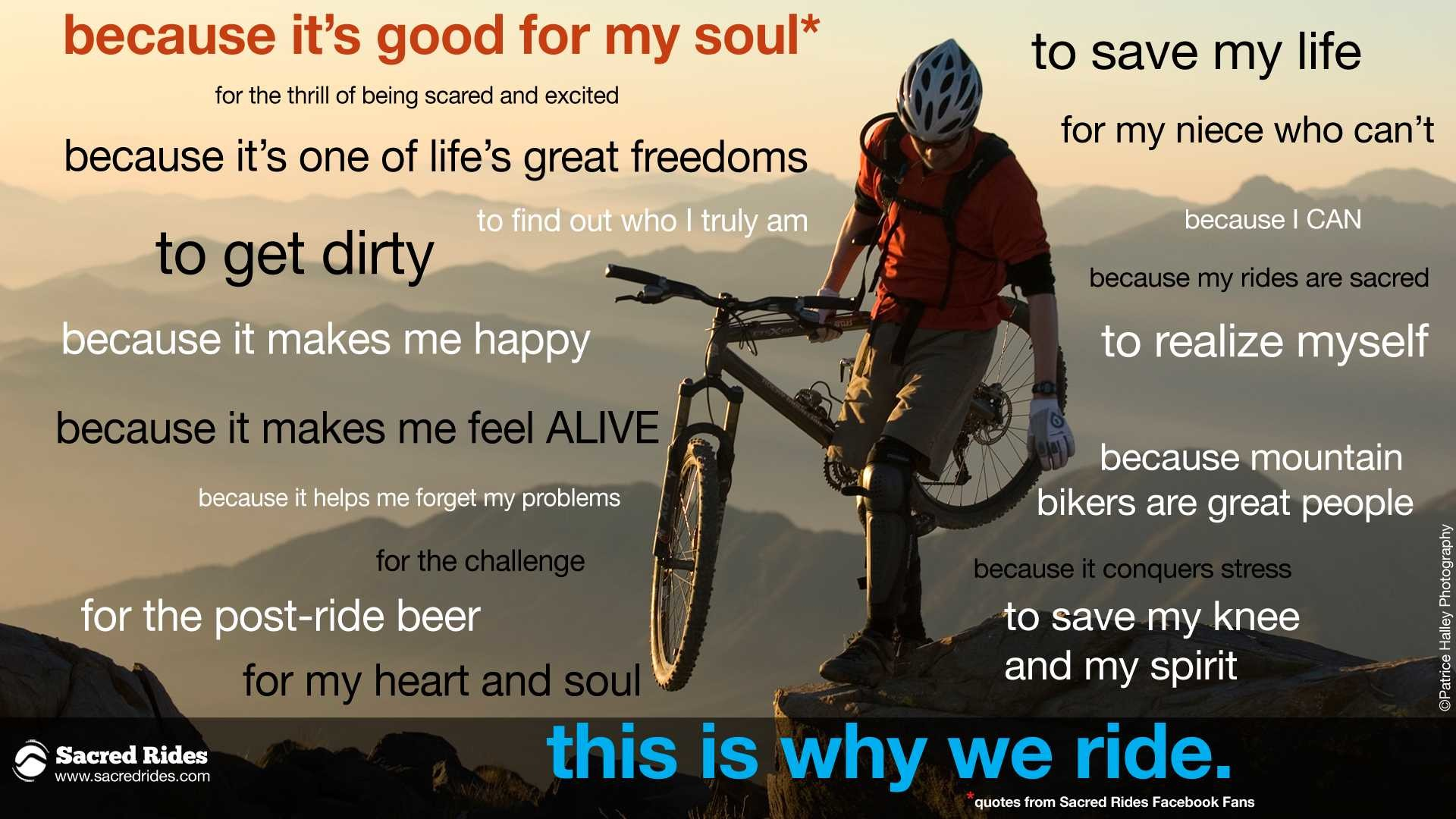 1920x1080 Why We Mountain Bike - downloadable poster