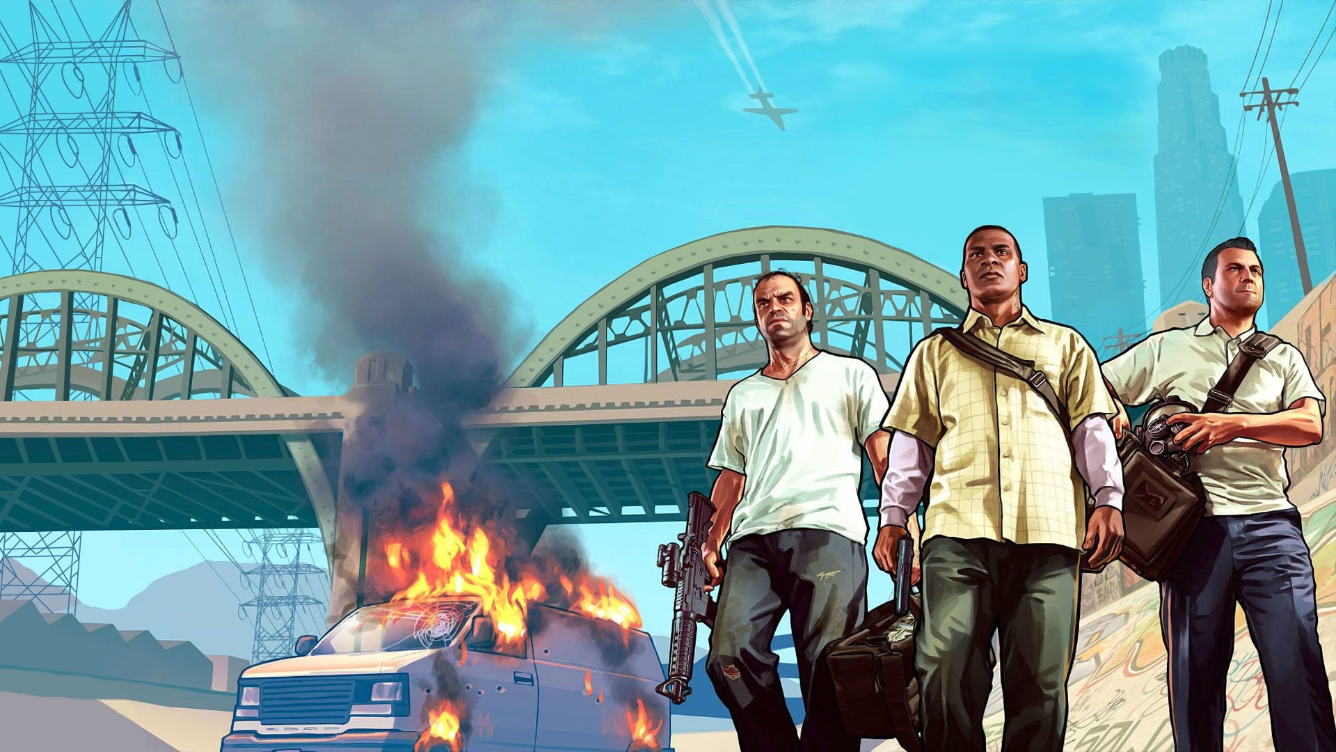 1920x1080 Grand Theft Auto 5 Wallpapers High Quality