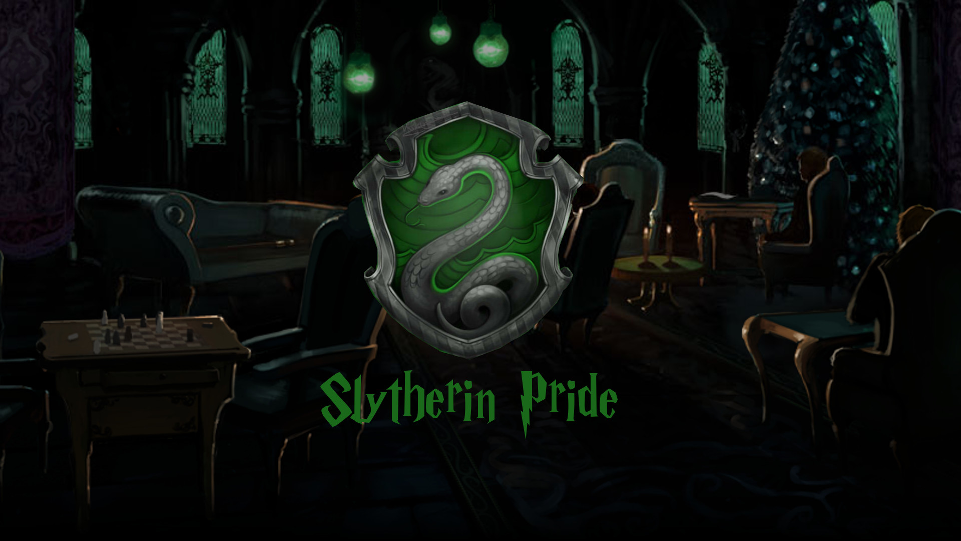 Slytherin Crest Wallpaper (65+ images)