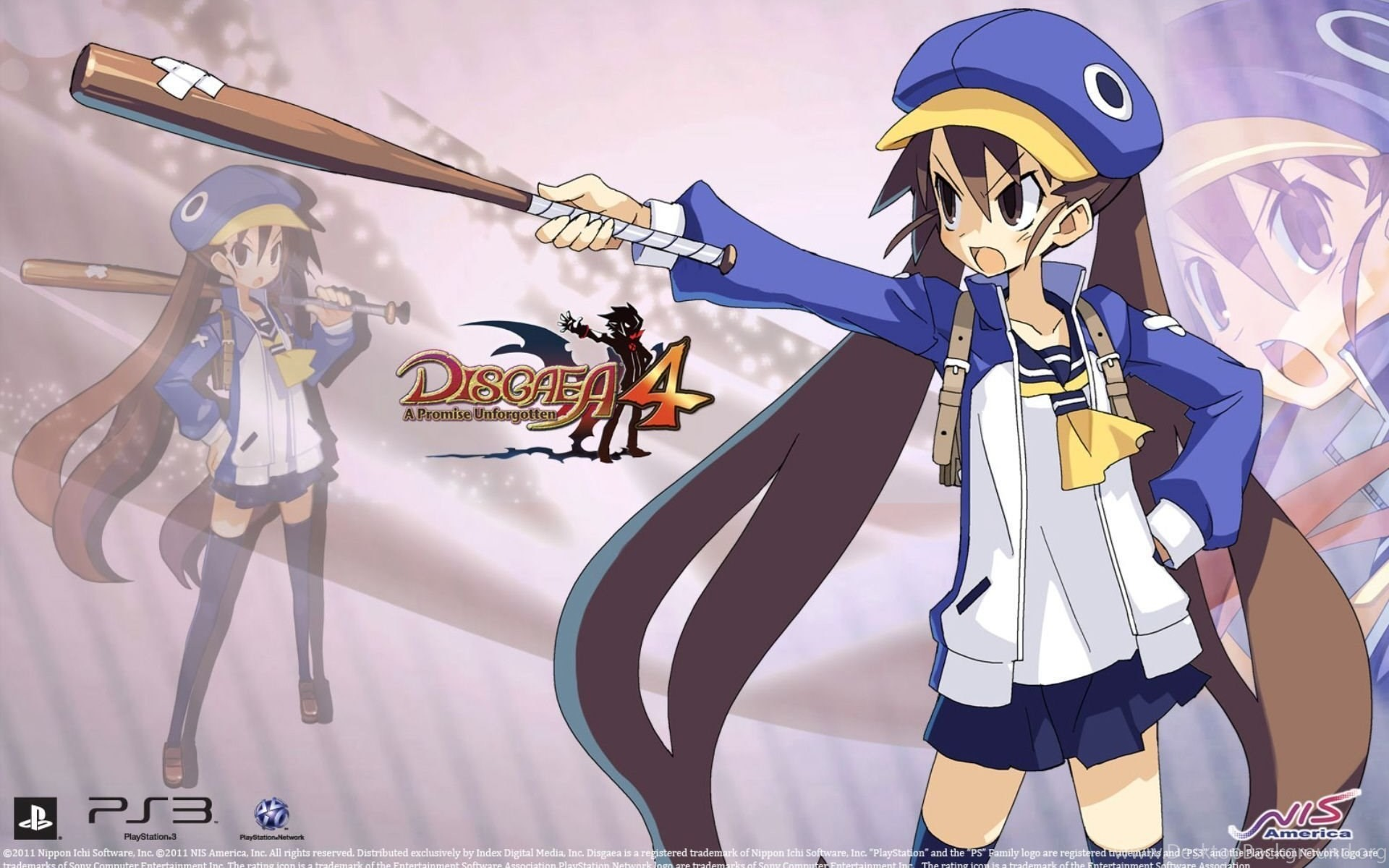 1920x1200 ... Disgaea 4 wallpaper fuka jpg Desktop Background