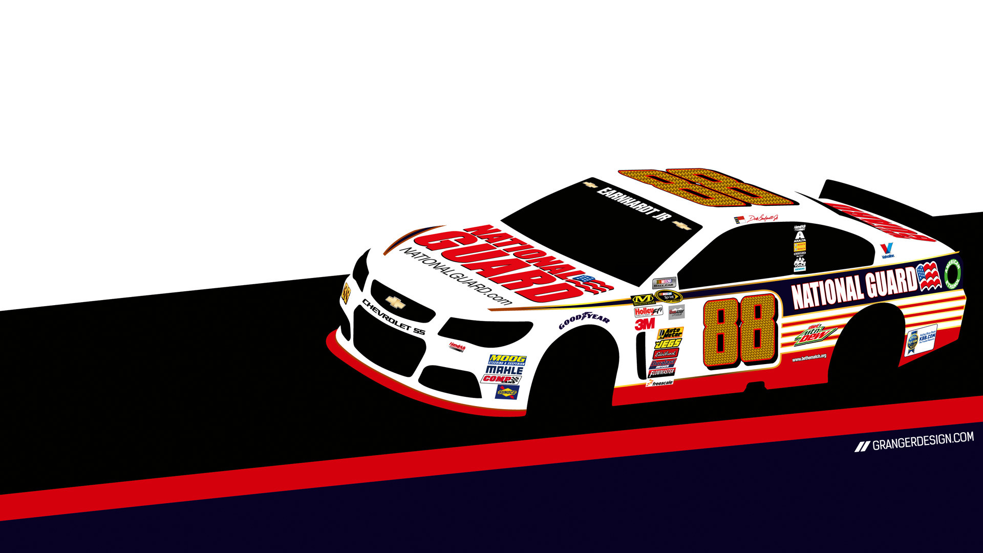 1920x1080 Dale Earnhardt Jr. Desktop Wallpaper. 1920×1080