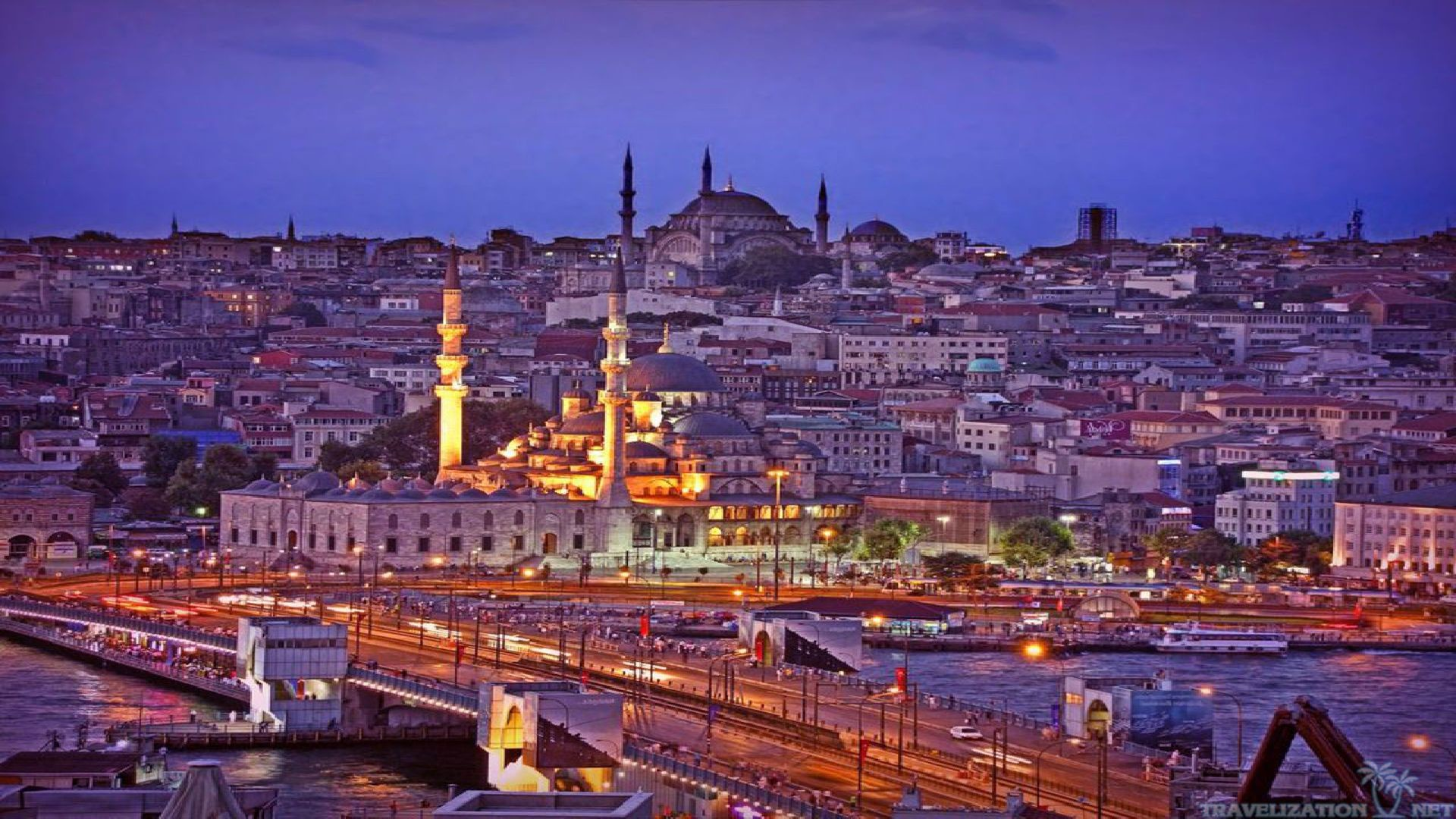 1920x1080 Full HD 1080p Istanbul Wallpapers HD, Desktop Backgrounds