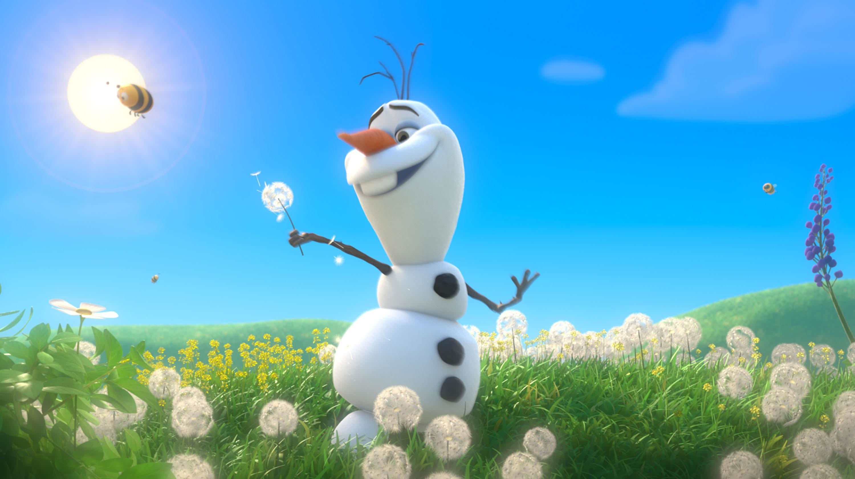 3000x1682 Olaf Wallpapers 0 HTML Code Christmas Snowman Wallpaper