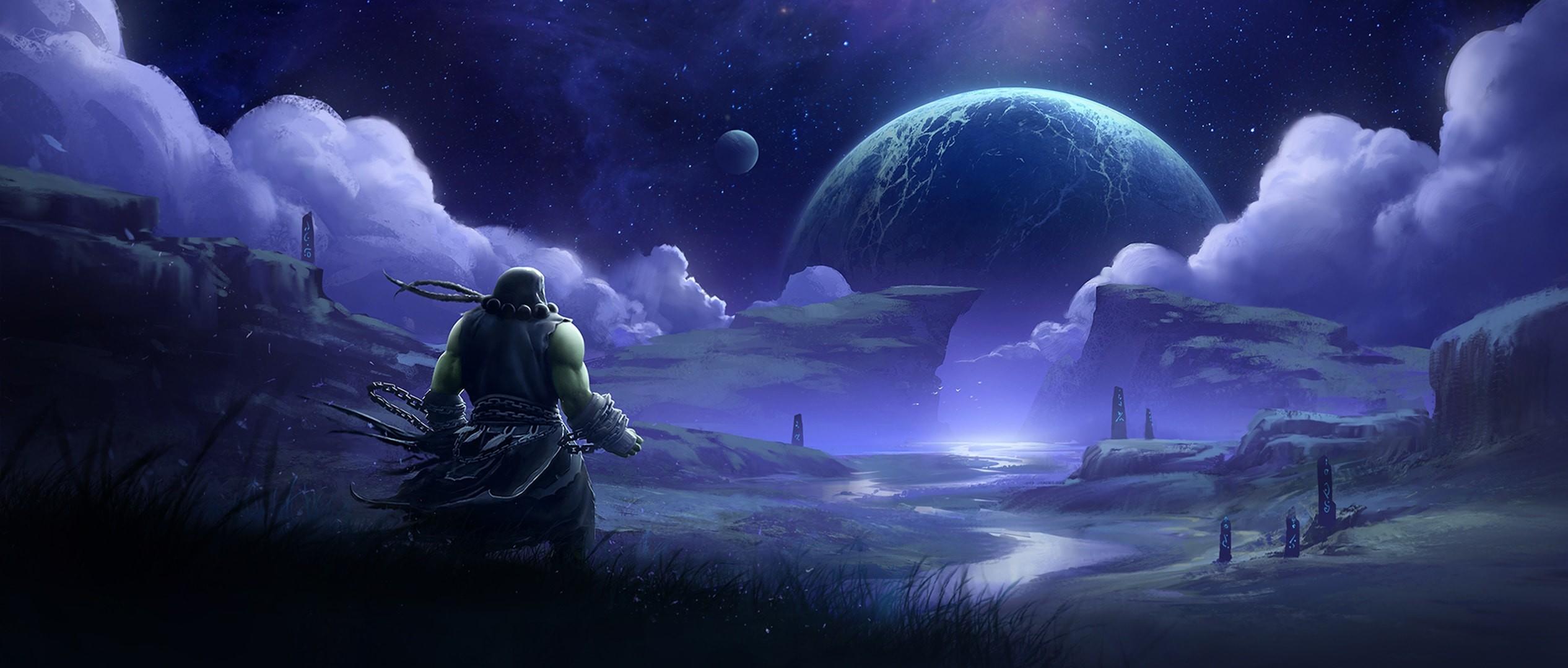 World Of Warcraft Desktop Wallpaper: WoW Shaman Wallpaper (69+ Images