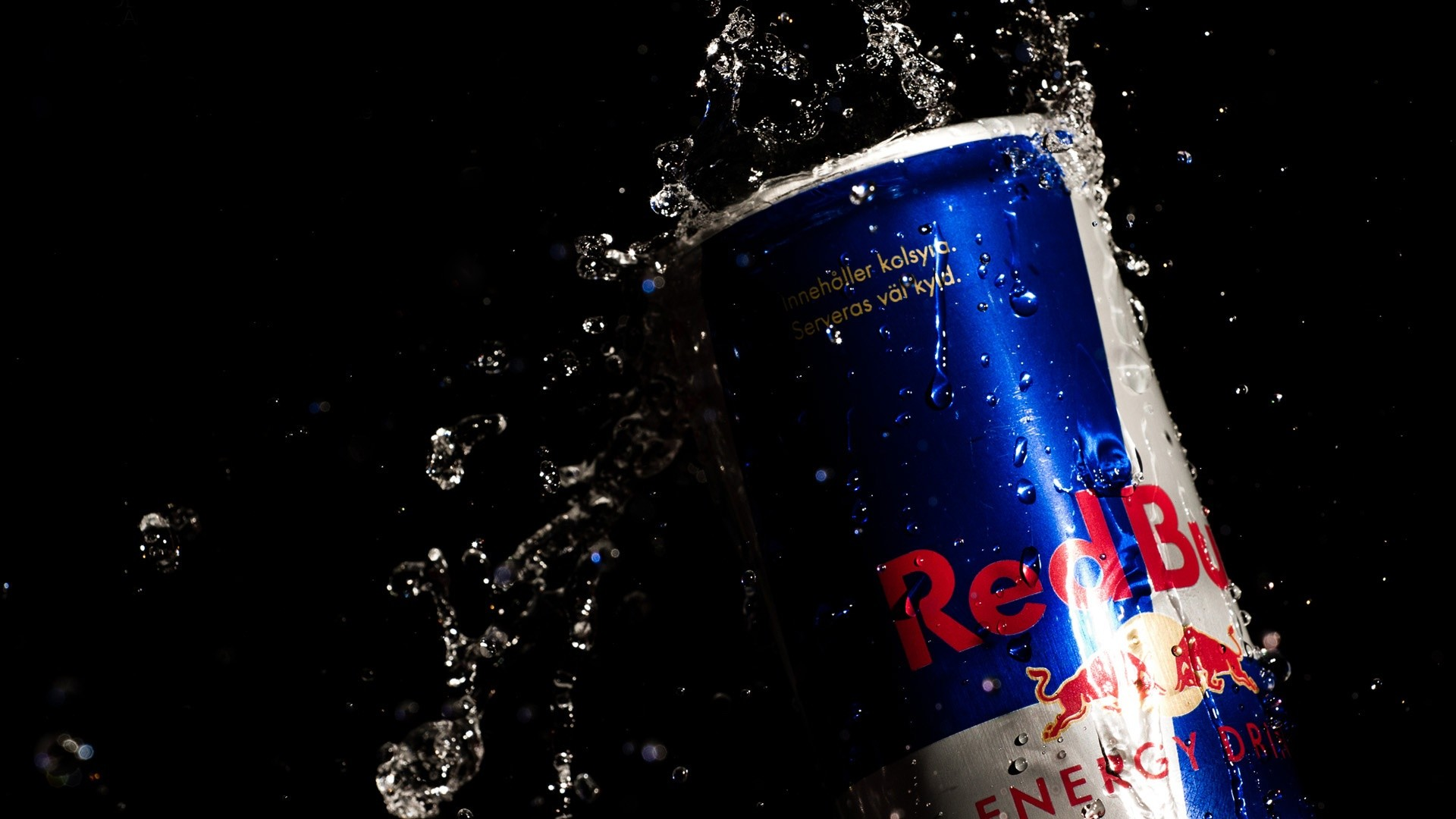 1920x1080 Backgrounds In High Quality: Red Bull by Marietta Amrhein, 10.08.16