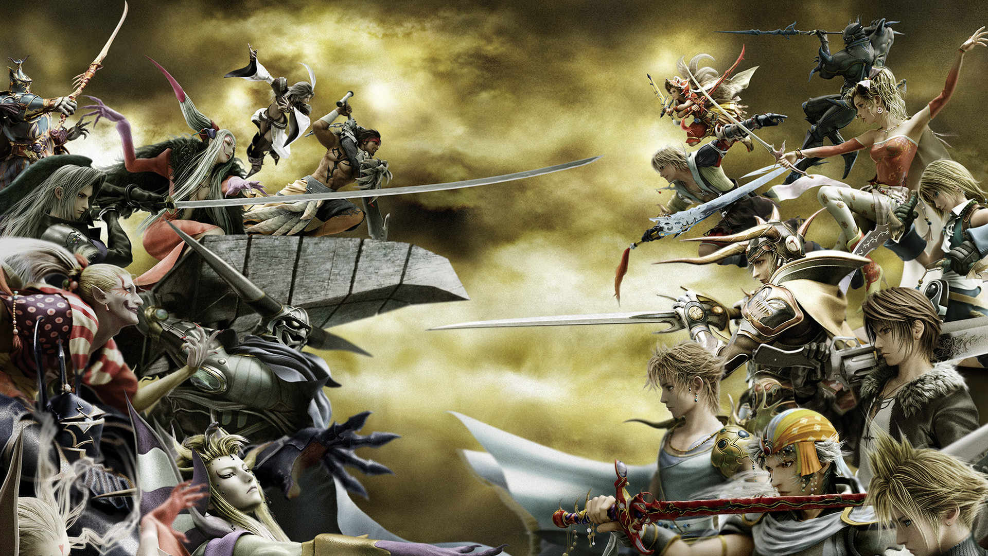 "1920x1080 Search Results for ""dissidia final fantasy psp wallpaper"" – Adorable  Wallpapers"