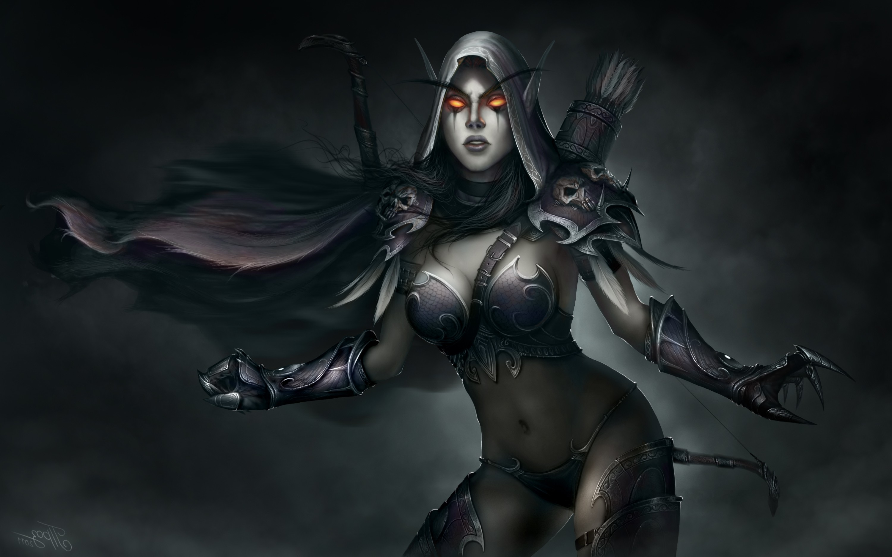 Whorecraft jaina and sylvanas nudes images