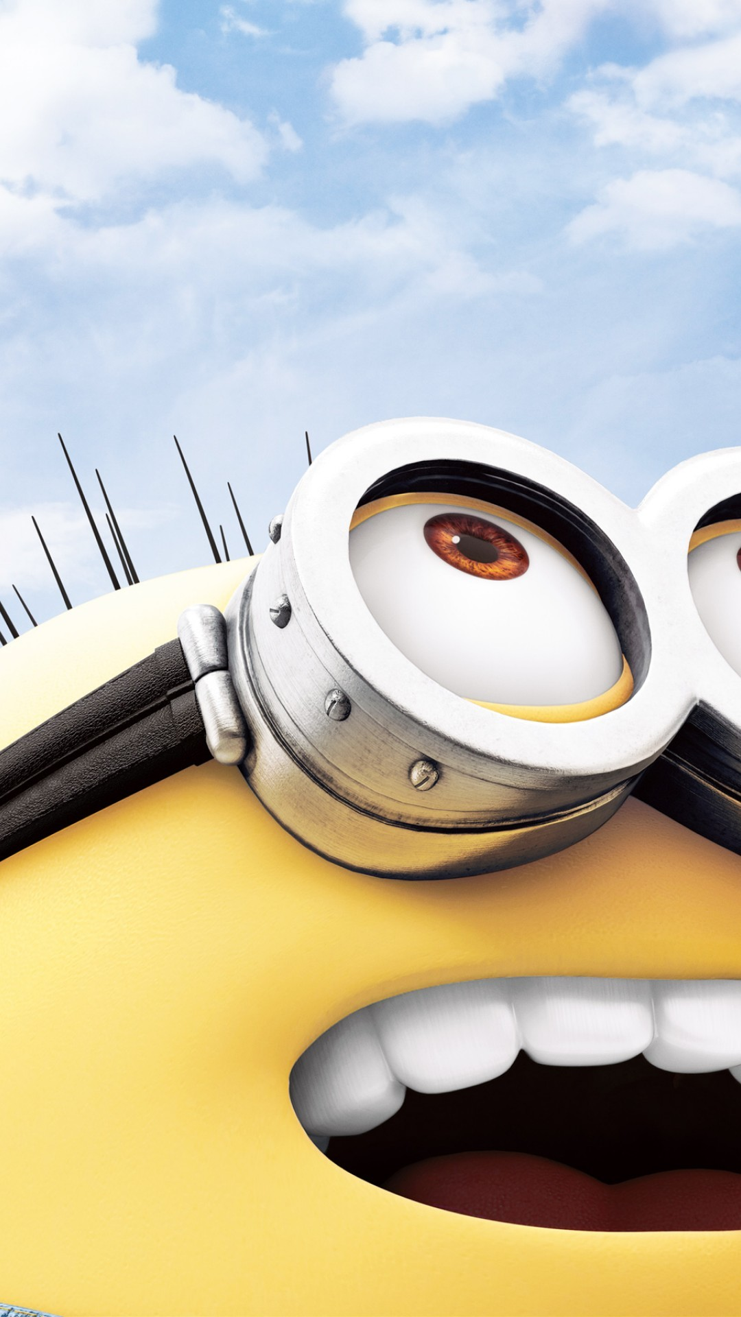 1080x1920 Minions hd wallpaper 2015