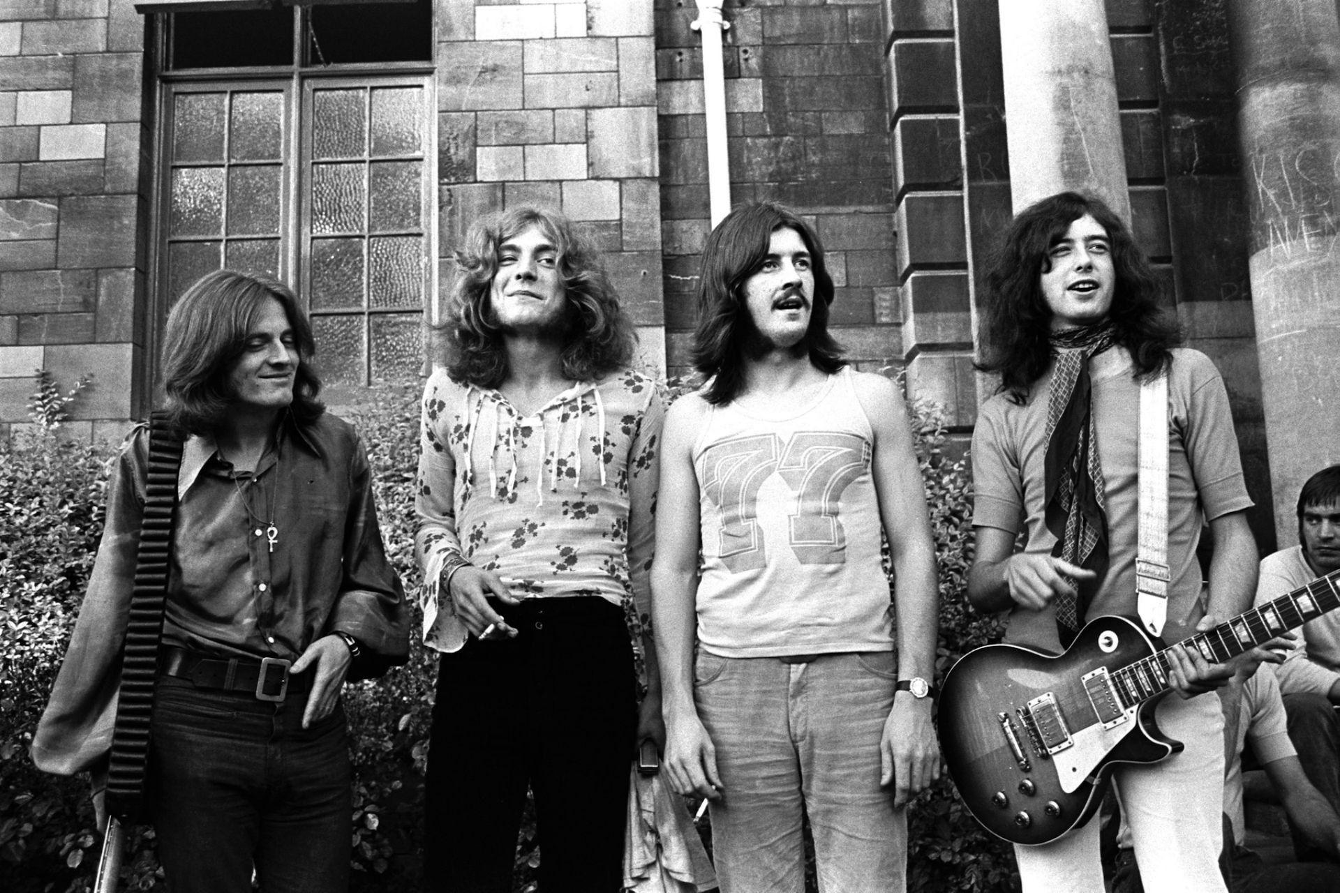Led Zeppelin iPhone Wallpaper (46+ images)