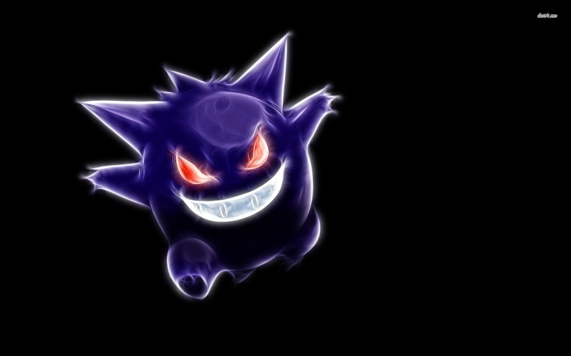 1920x1200 726002 Gengar Pokemon Wallpaper