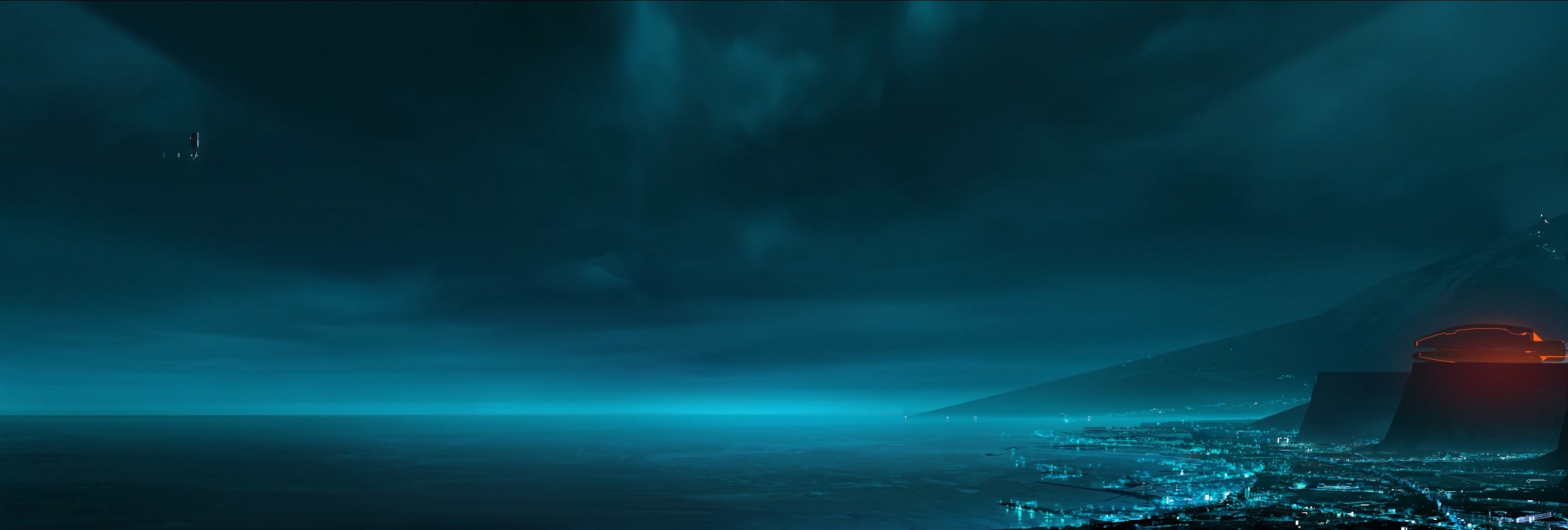 3195x1080 ... tron wallpapers hd desktop and mobile backgrounds ...