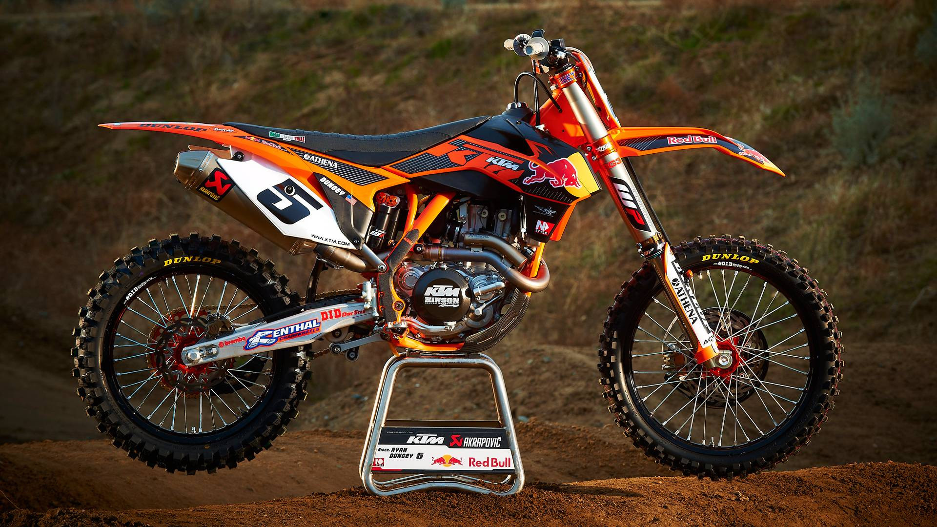 1920x1080 Wallpapers Motocross Ktm Wallpaper Cave dedans Photo De Moto Cross Ktm