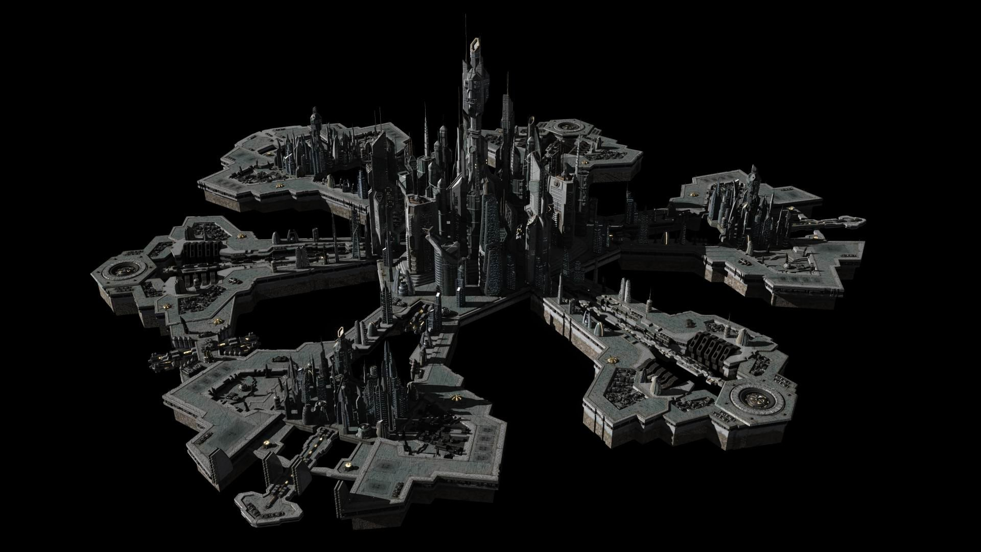 1920x1080 Stargate Atlantis City 460945