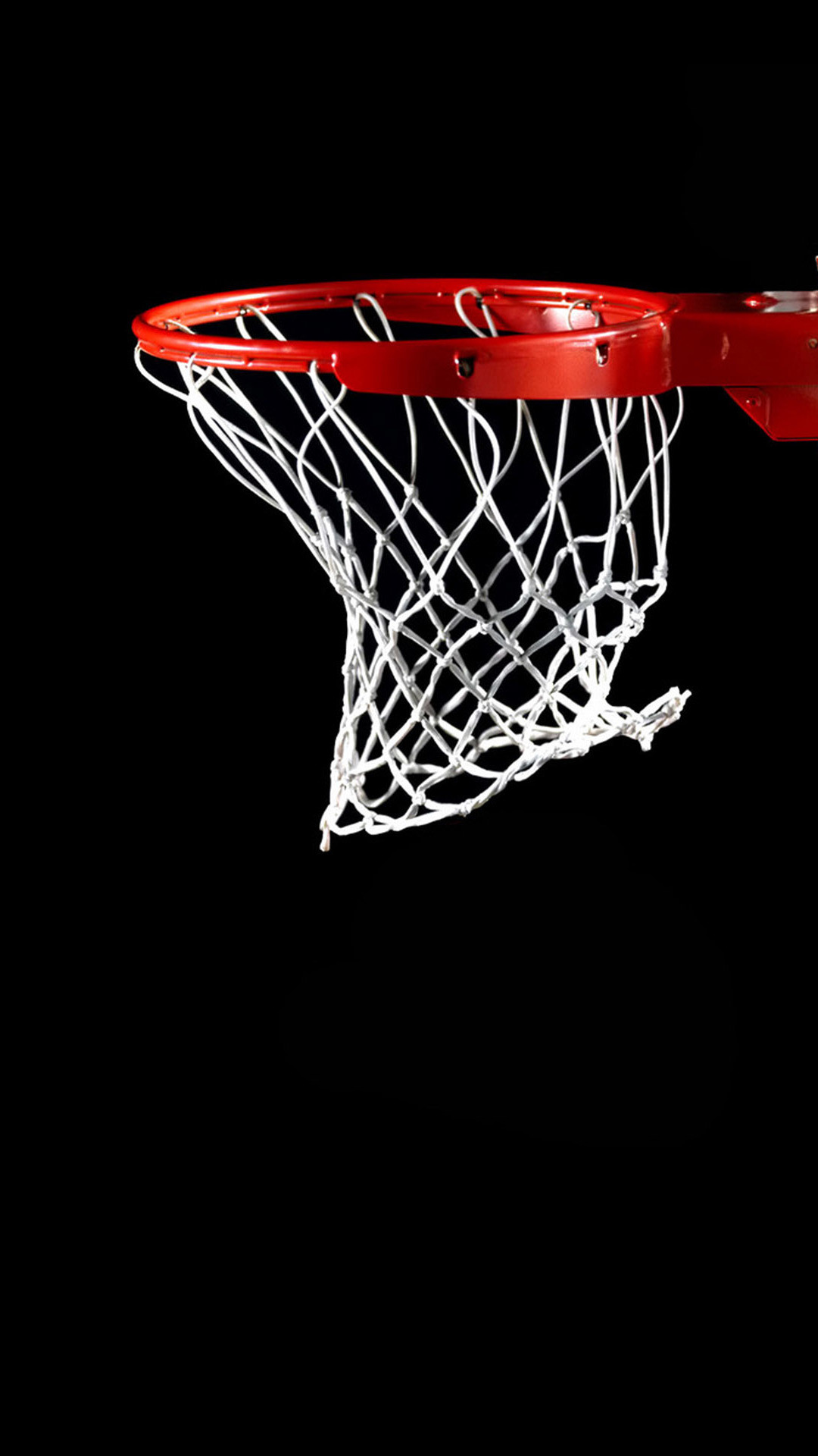 1080x1920 Shoot Basketball Basketry Dark Background #iPhone #6 #plus #wallpaper