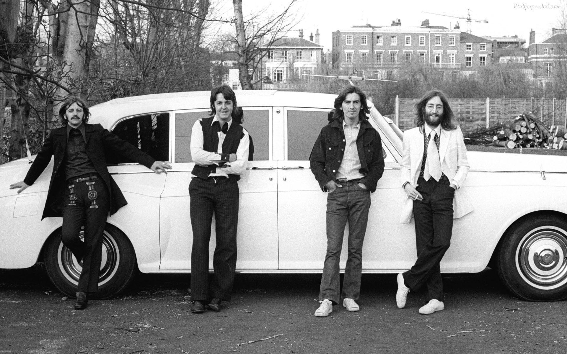 The Beatles HD Wallpapers For Desktop Download