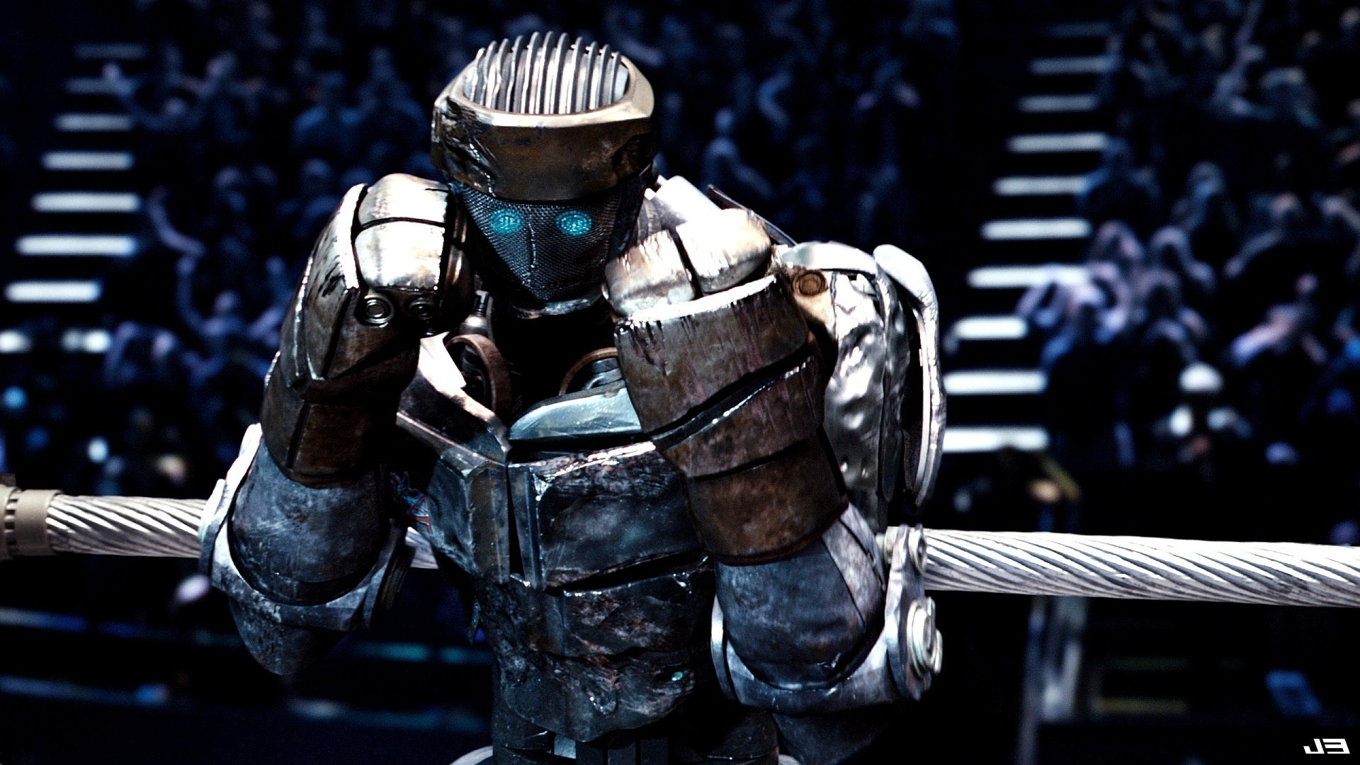 1920x1080 Real Steel Wallpaper