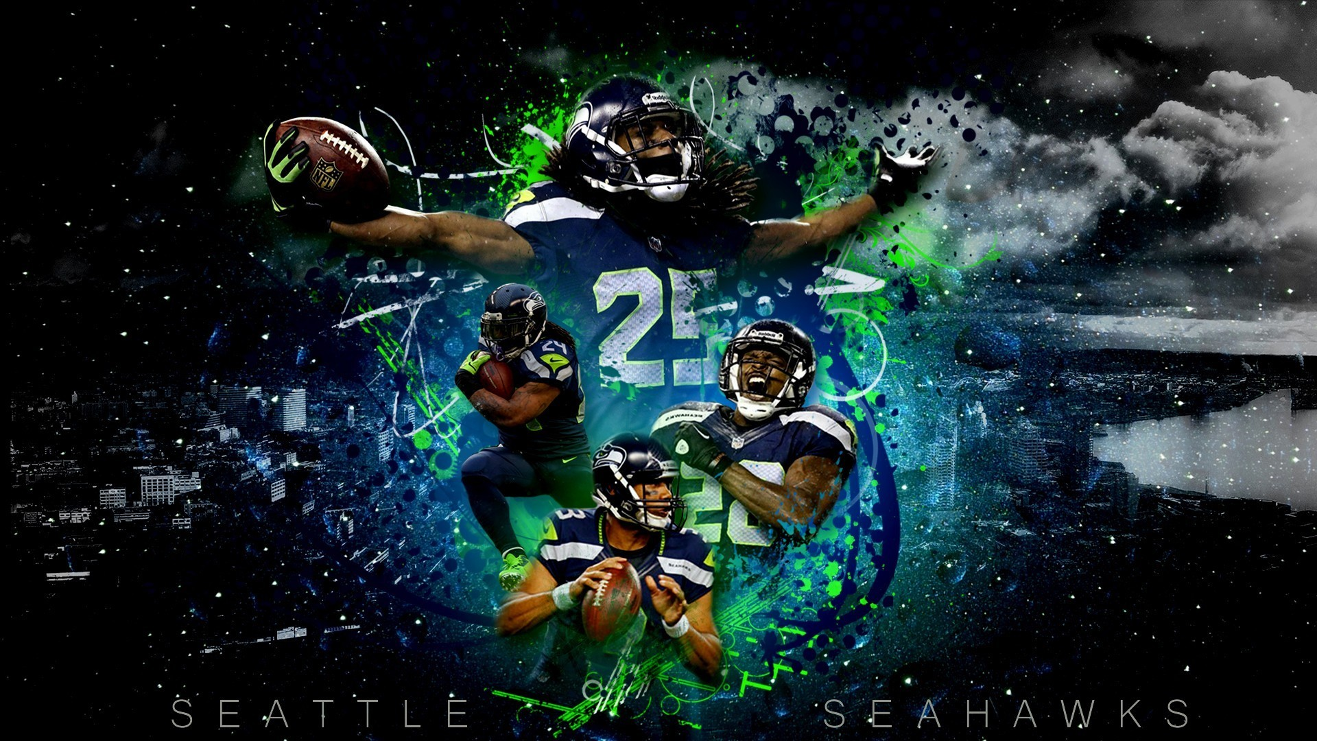1920x1080 Seattle Seahawks Wallpapers 31364 4940694 At Seattle Seahawks Wallpaper