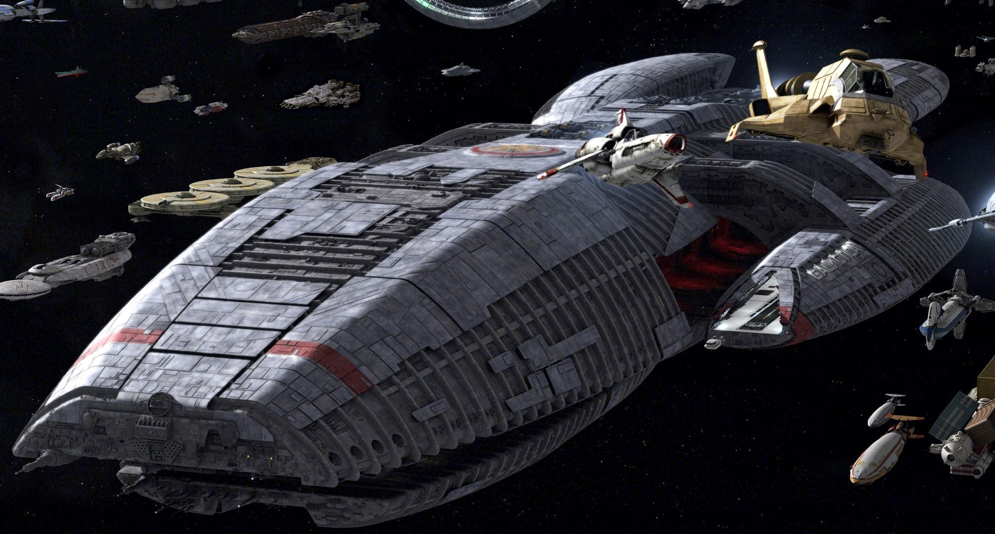 Battlestar Galactica Wallpapers And Screensavers 66 Images