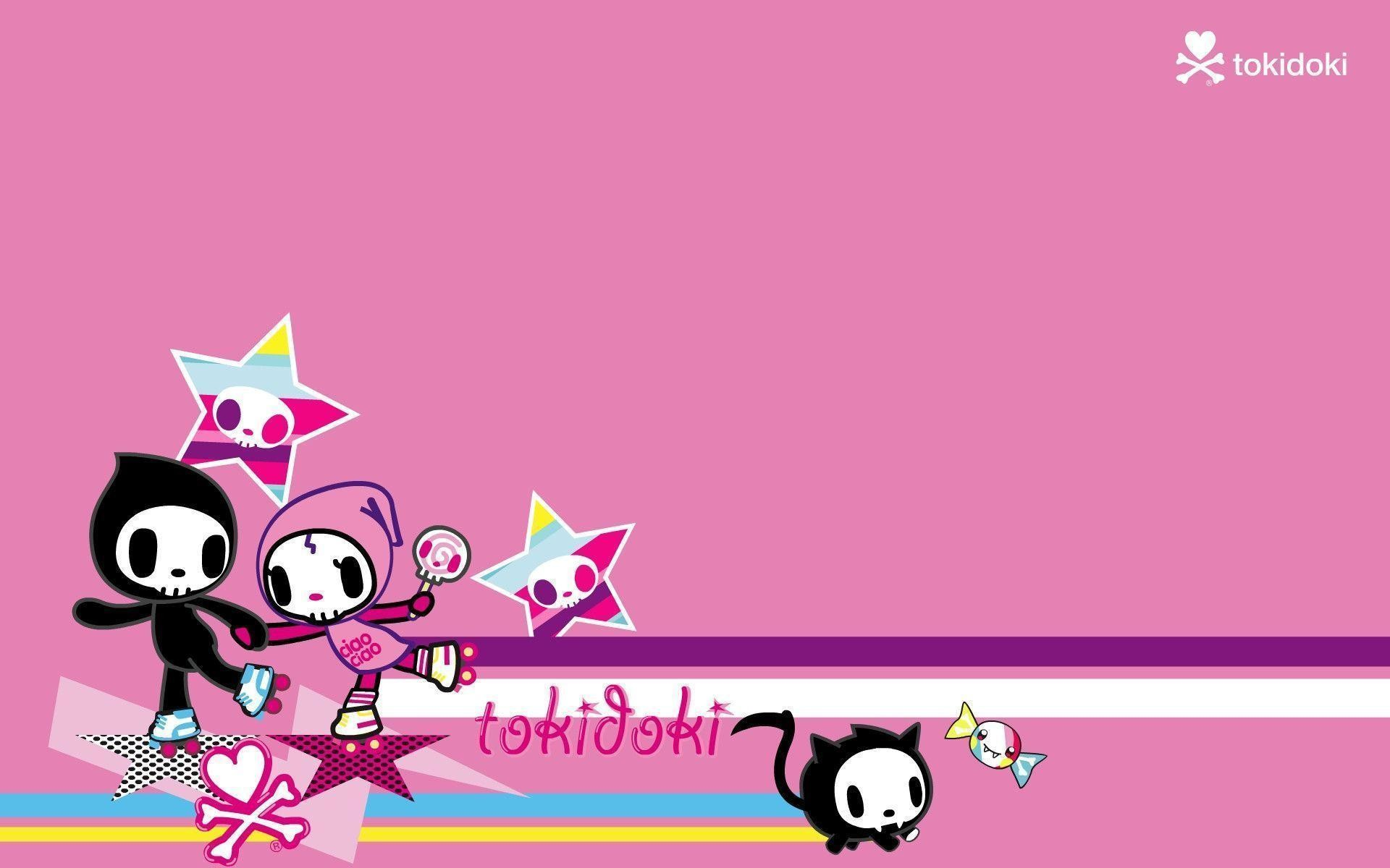 1920x1200 Tokidoki Desktop Wallpapers - Wallpaper Cave