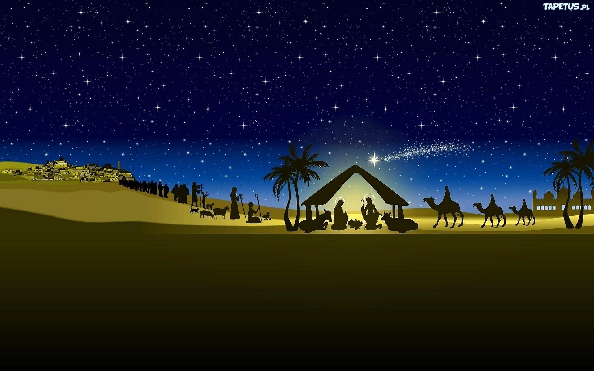 Previous Image Next Jesus Birth Wallpaper