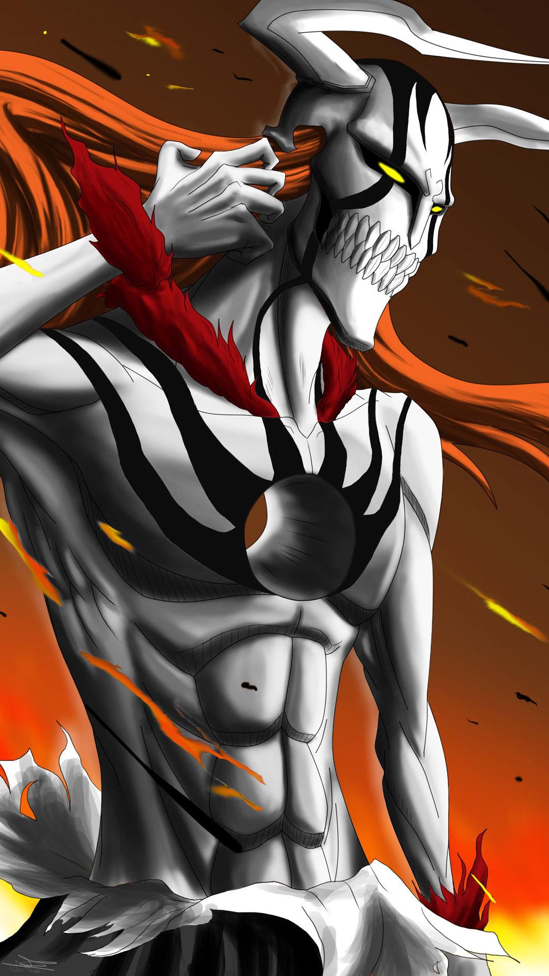 Ichigo vasto lorde hd wallpapers 67 images - Anime mobile wallpaper ...