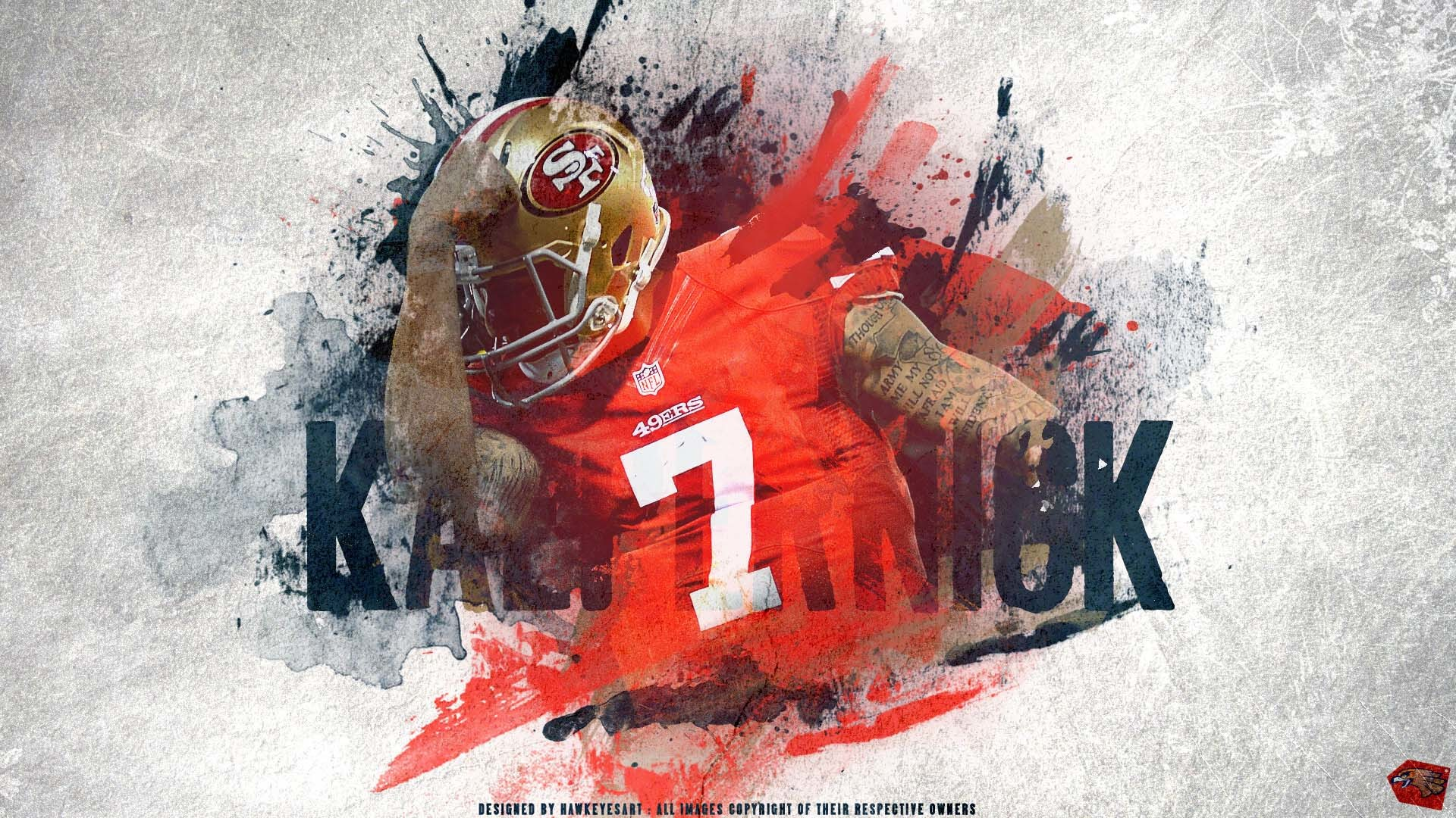 1920x1080 san francisco 49ers wallpaper HD. 2. ...