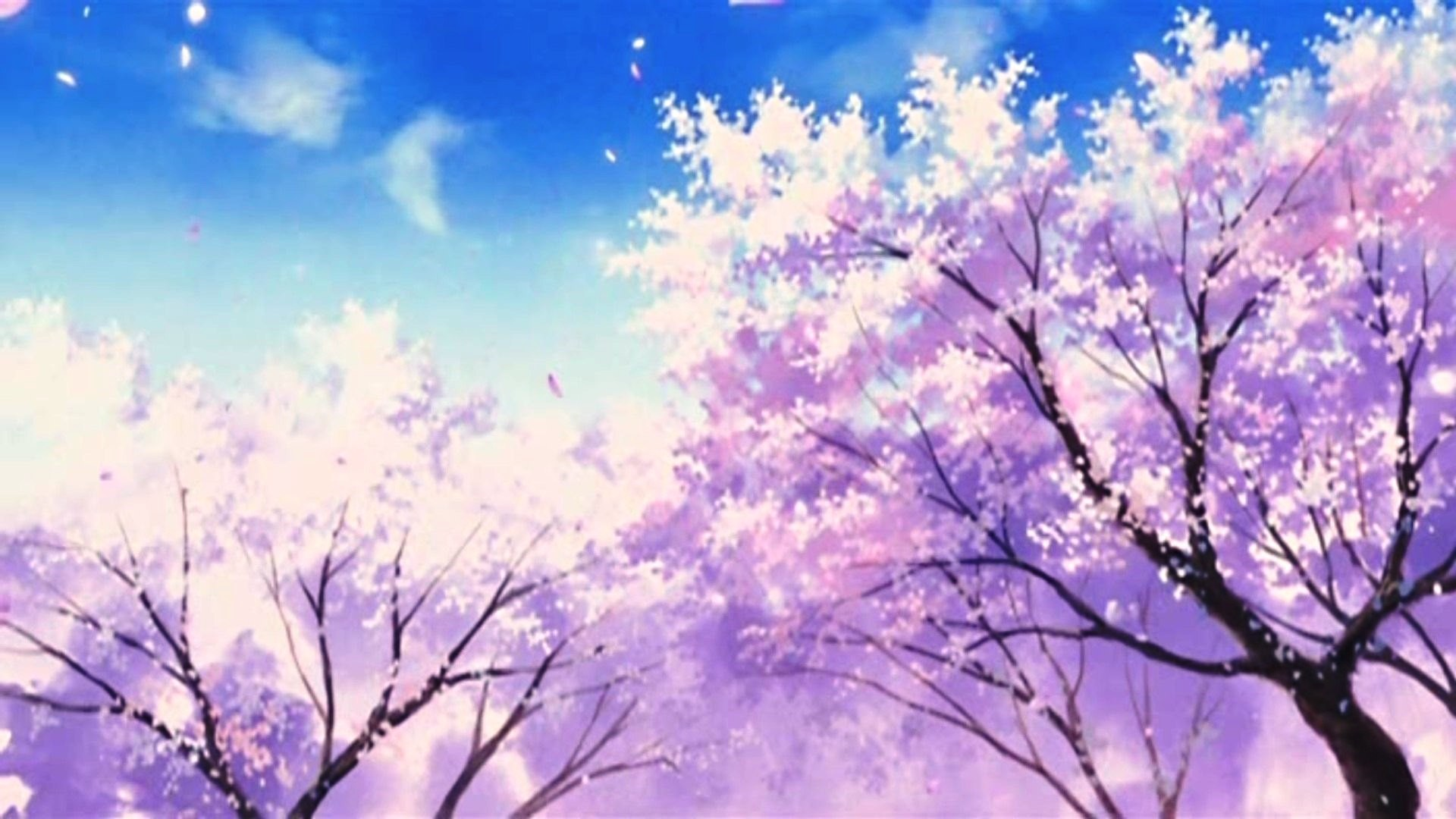 Anime Nature Wallpaper (77+ images)