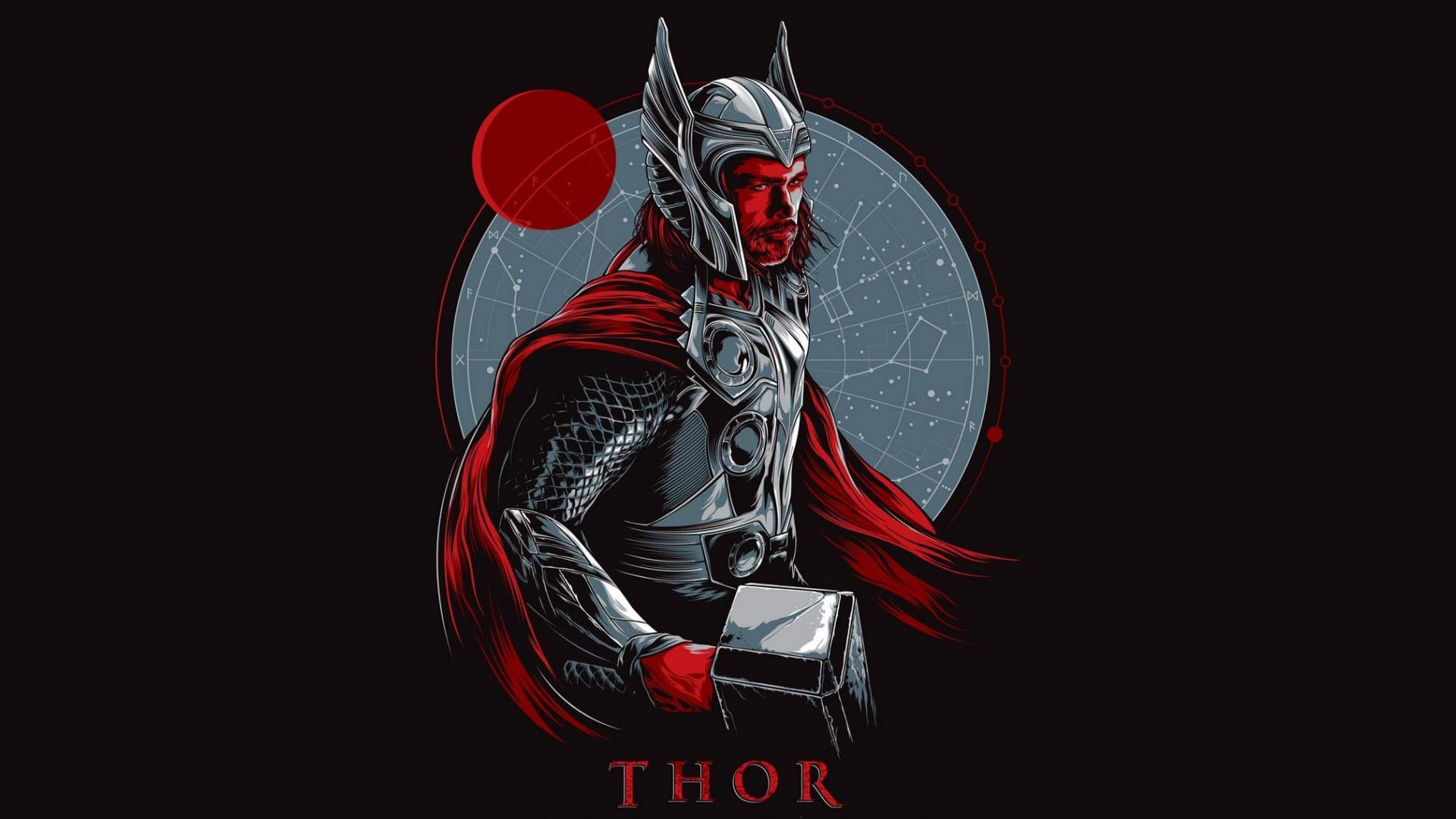 Thor Pictures Free Wallpaper: Thor Wallpaper HD (77+ Images