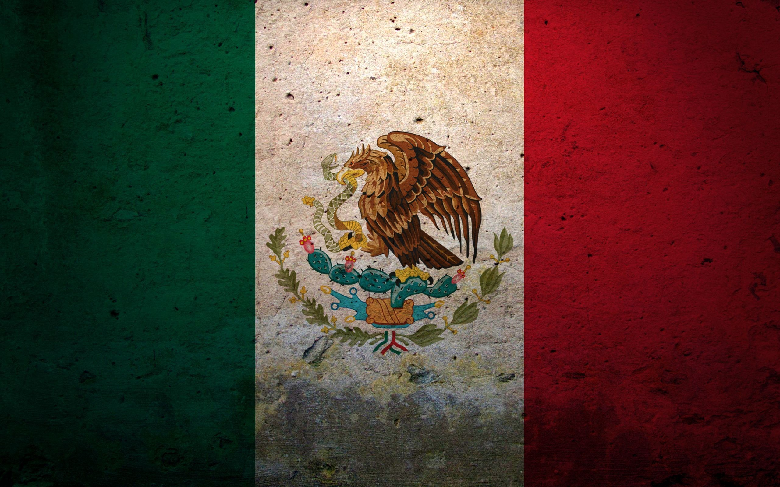 2560x1600 mexico flag - Free Large Images