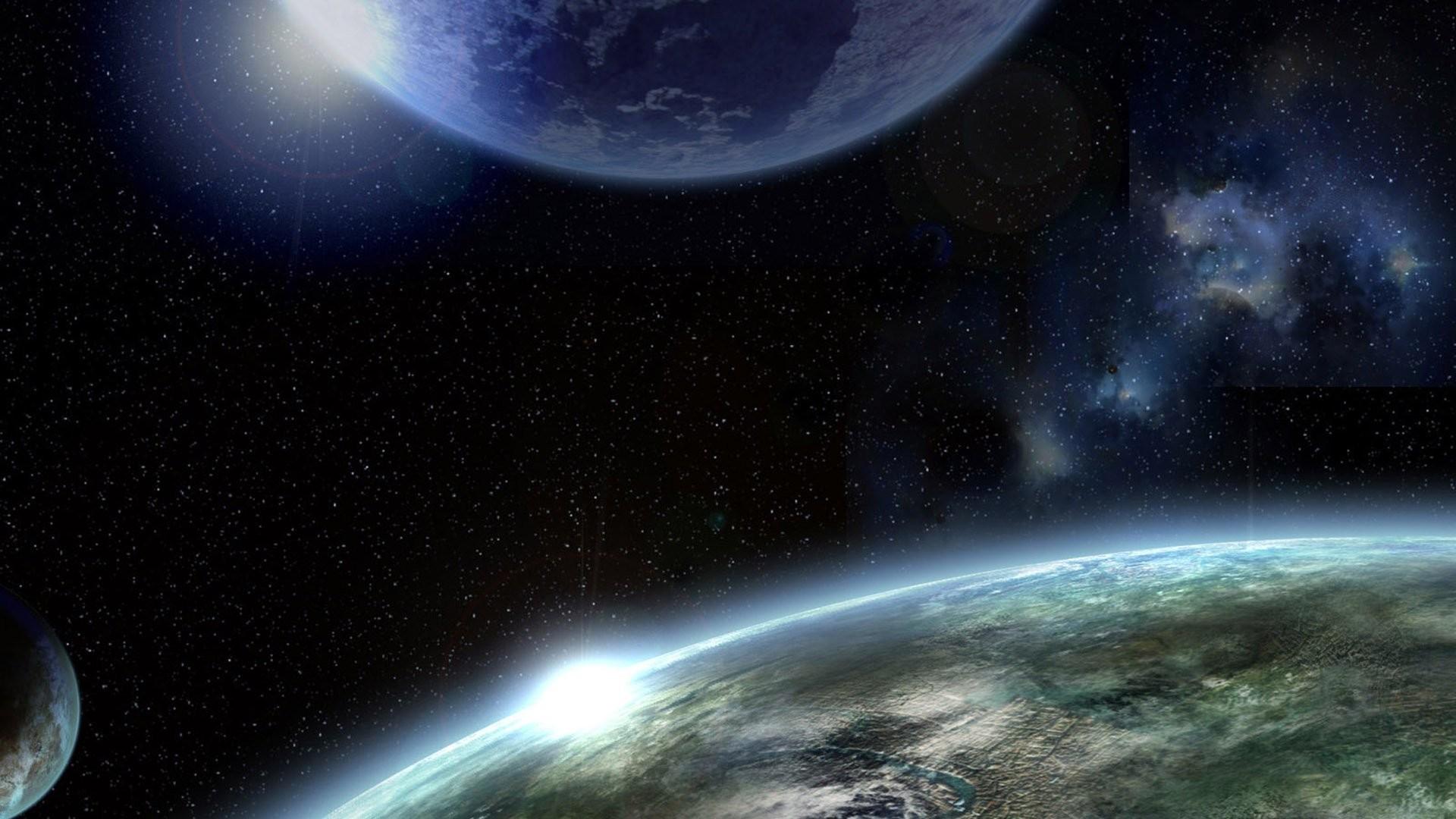 3D Universe Wallpaper (59+ Images