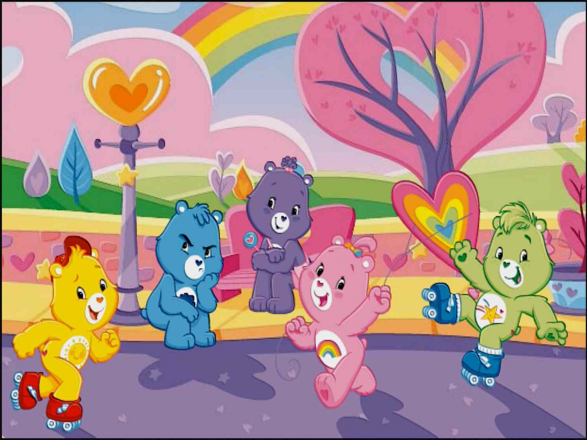 2048x1536 Free Care Bear Wallpaper Download Resolution. paint colors for home office.  battery operated lights ...