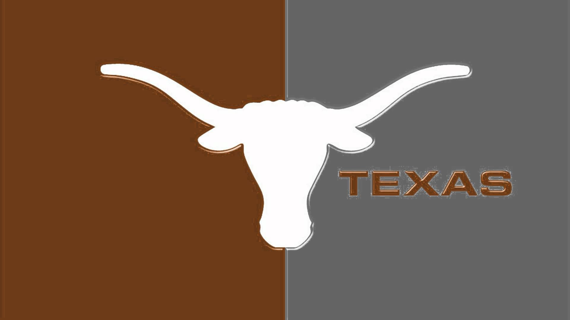 1920x1200 Texas Longhorn Vektorgrafik