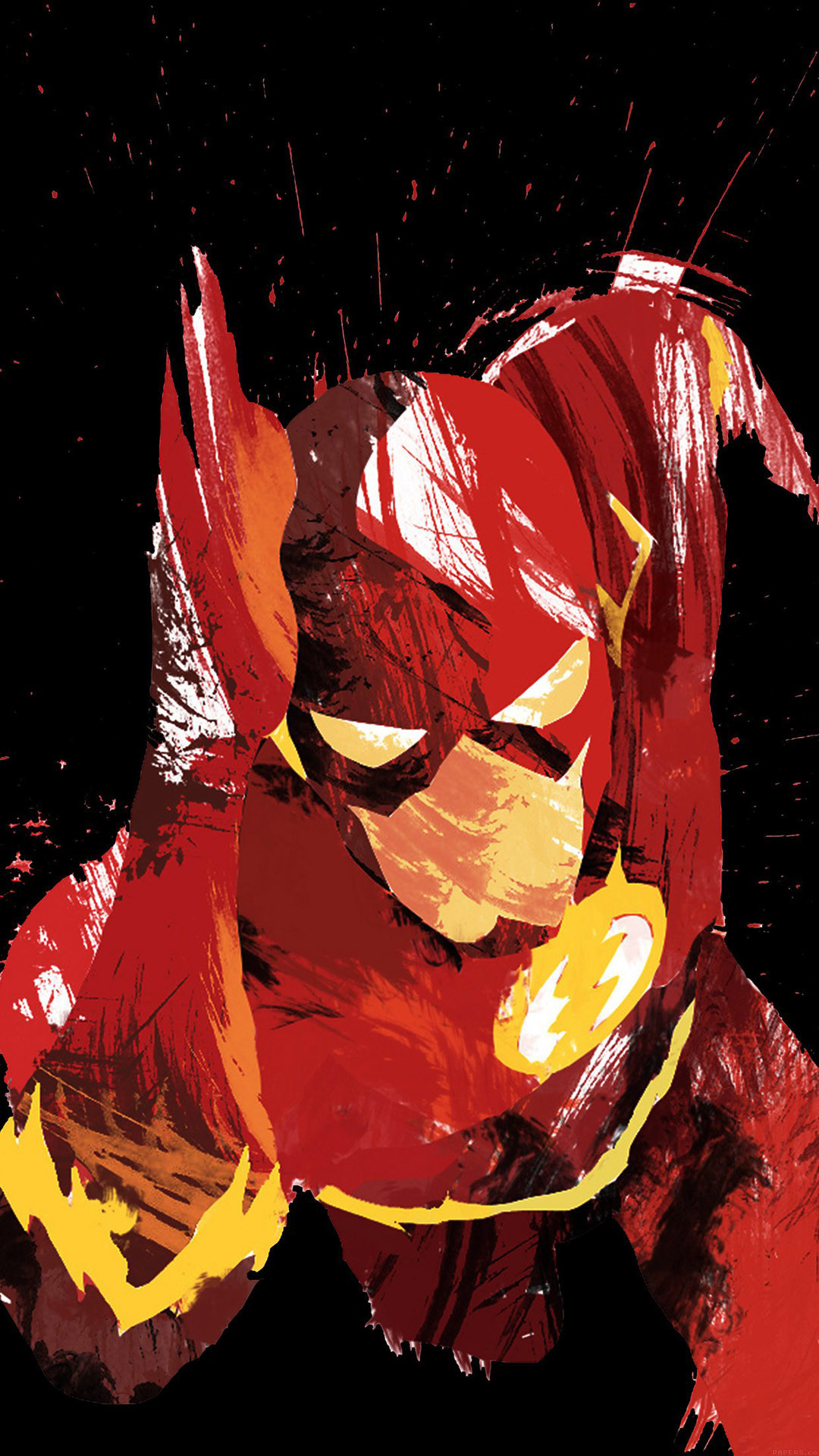 The Flash iPhone Wallpaper (72+ images) The Flash Wallpaper