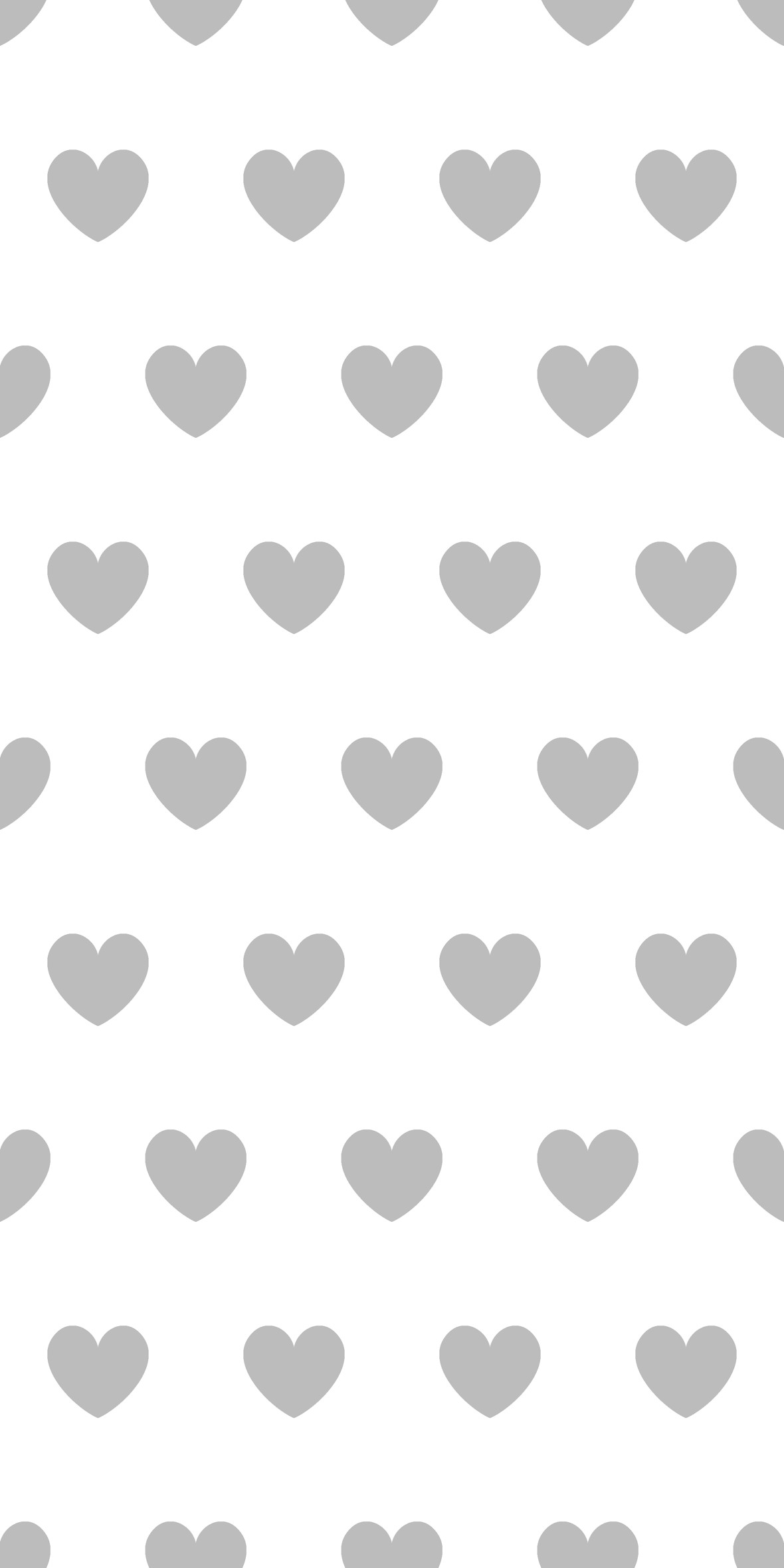 735059 black and white heart wallpaper 1180x2360 for android tablet