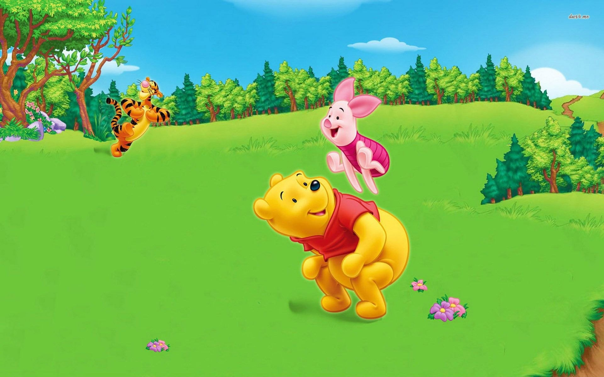 Winnie the pooh backgrounds 63 images 1920x1200 free computer winnie the pooh voltagebd Gallery