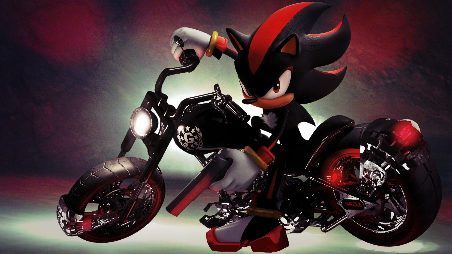 1920x1080 Super Shadow The Hedgehog Wallpapers High Quality HD Quality Resolution   px 4.24 MB
